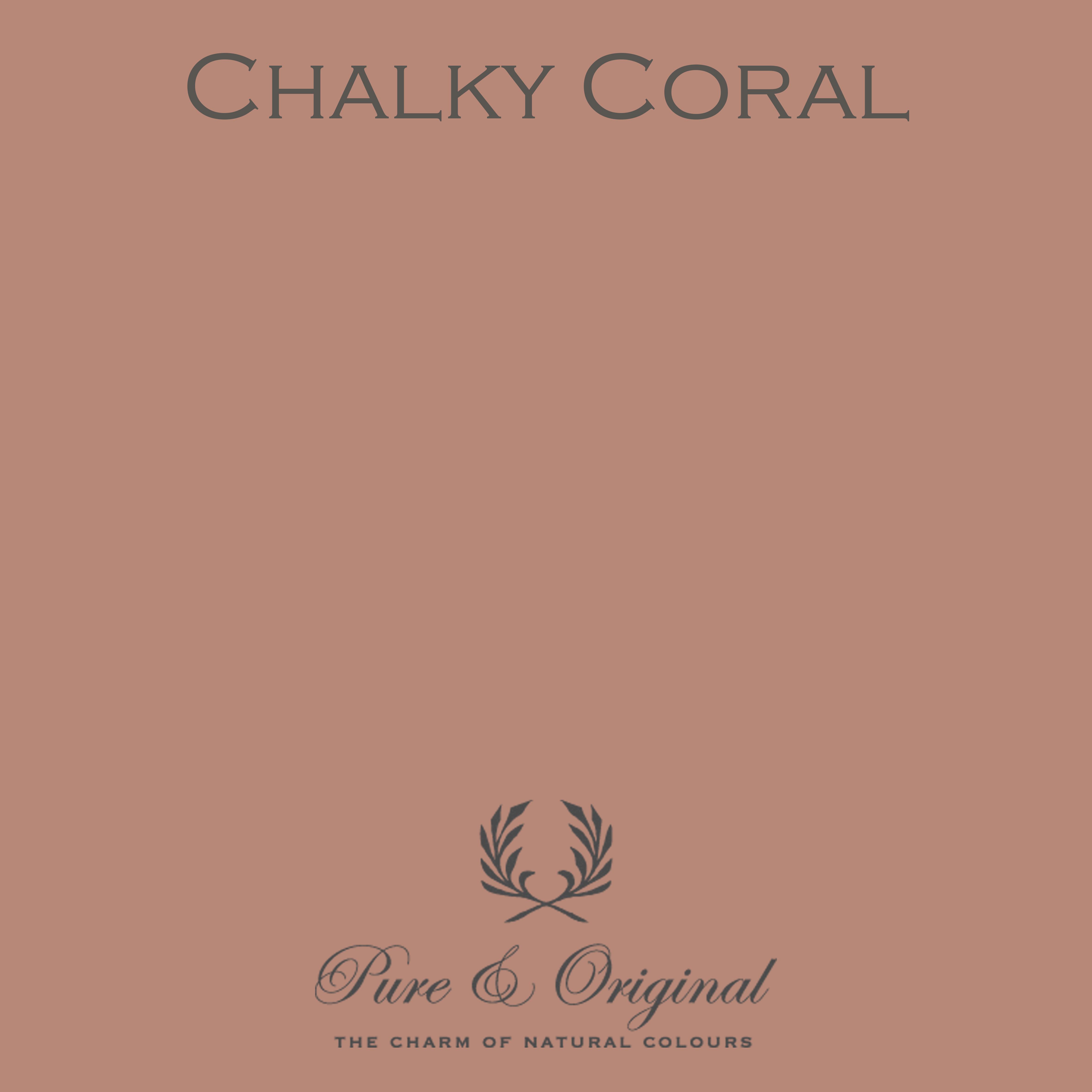 Kulör Chalky Coral, Classico kritfärg