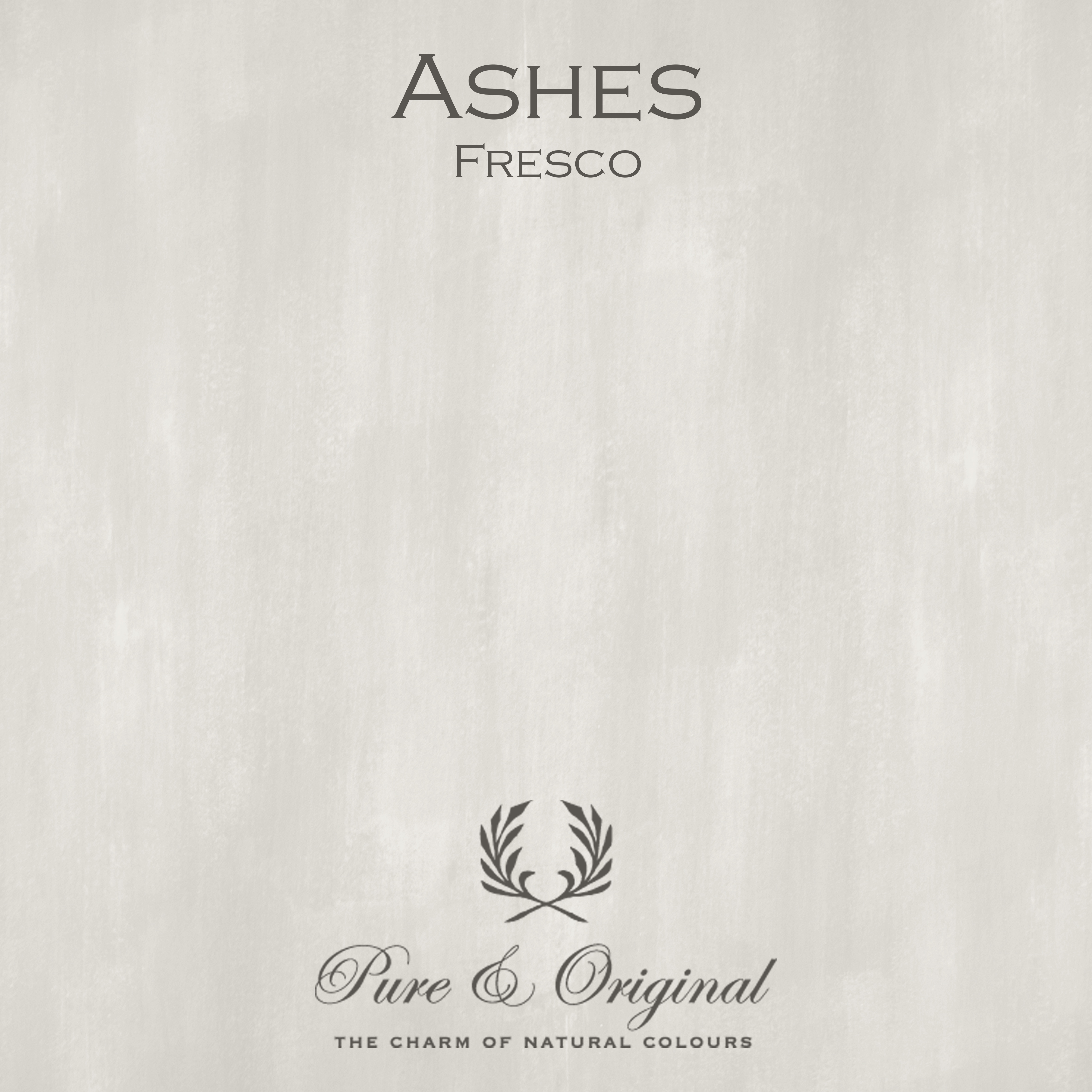 Kulör Ashes, Fresco kalkfärg