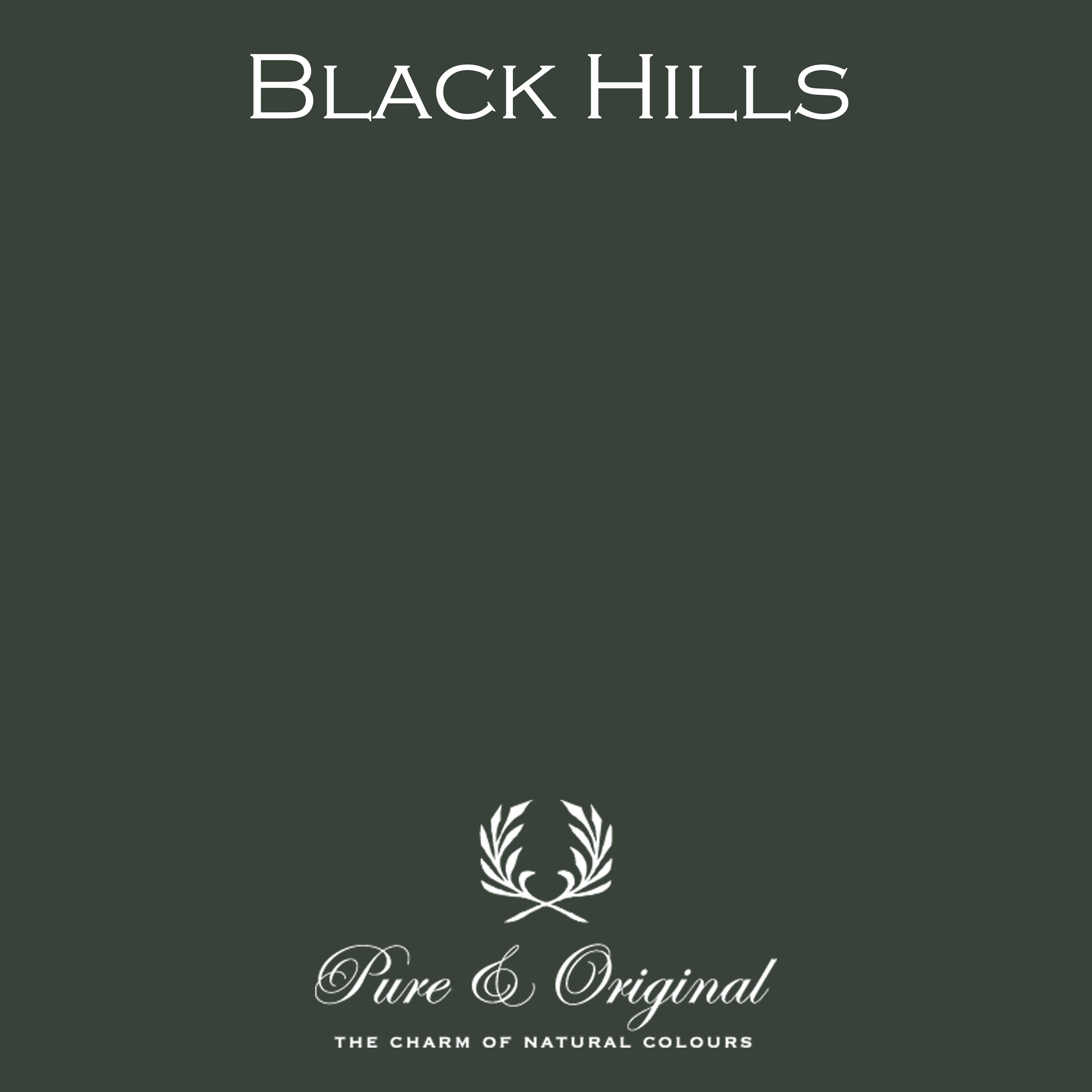 Kulör Black Hills, Classico kritfärg