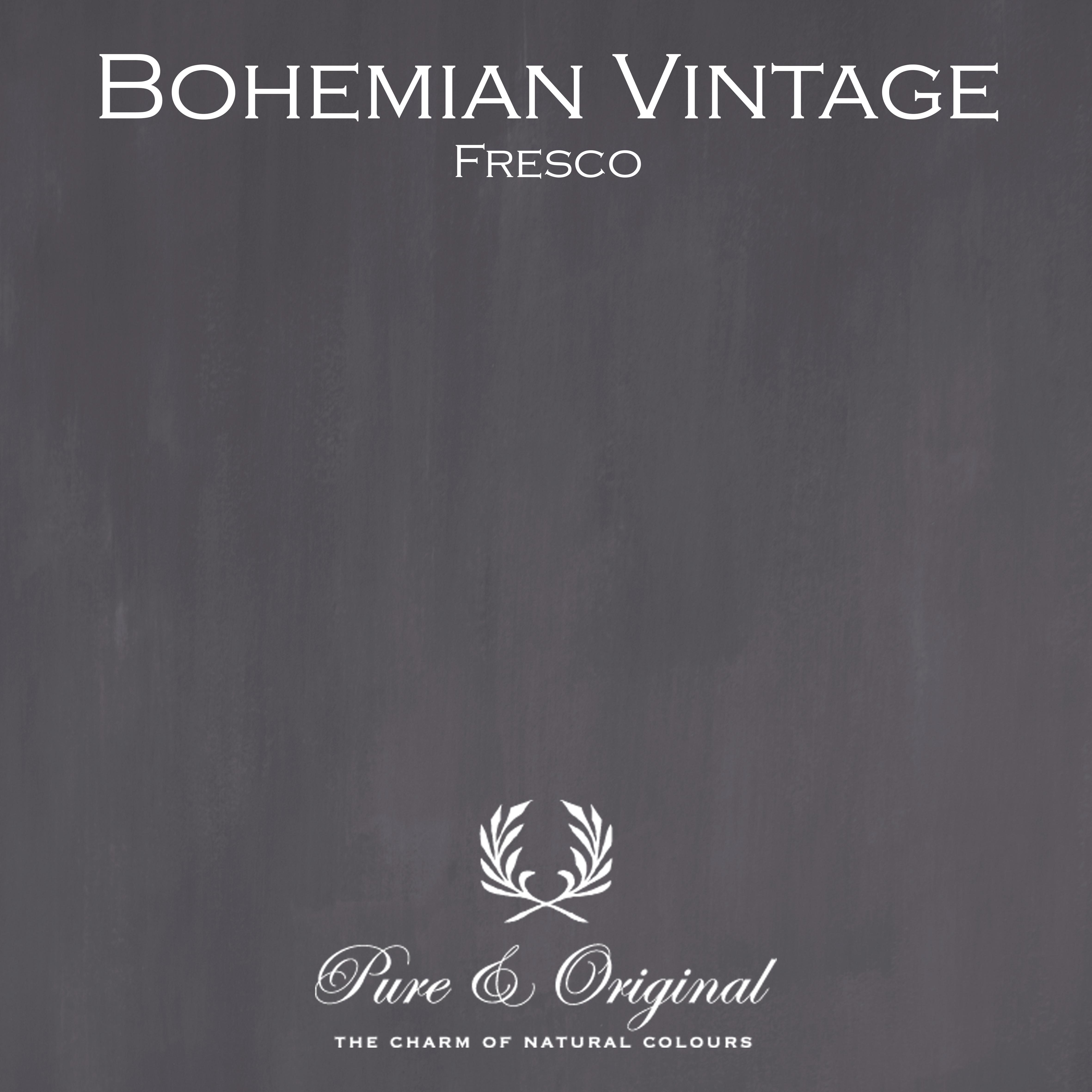 Kulör Bohemian Vintage, Fresco kalkfärg