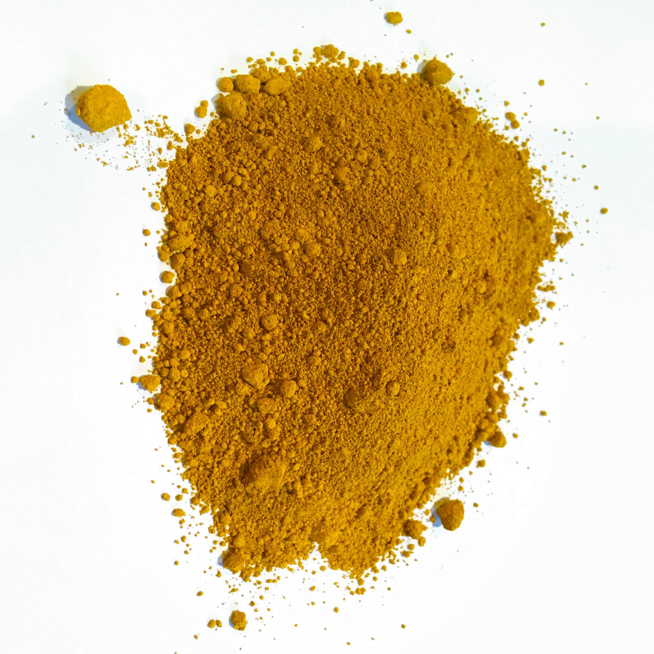 Järnoxid gul 920, 1 Kg
