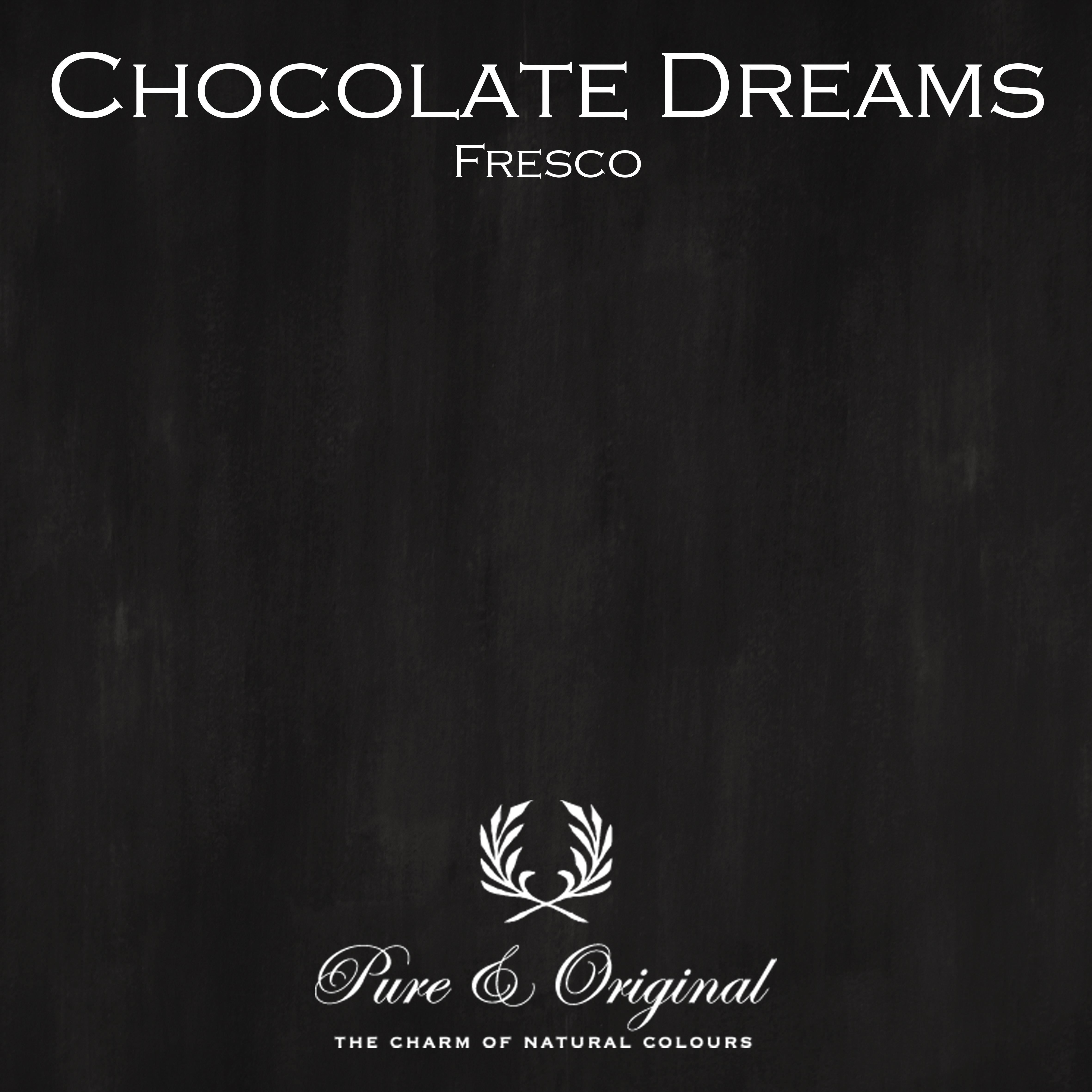 Kulör Chocolate Dreams, Fresco kalkfärg