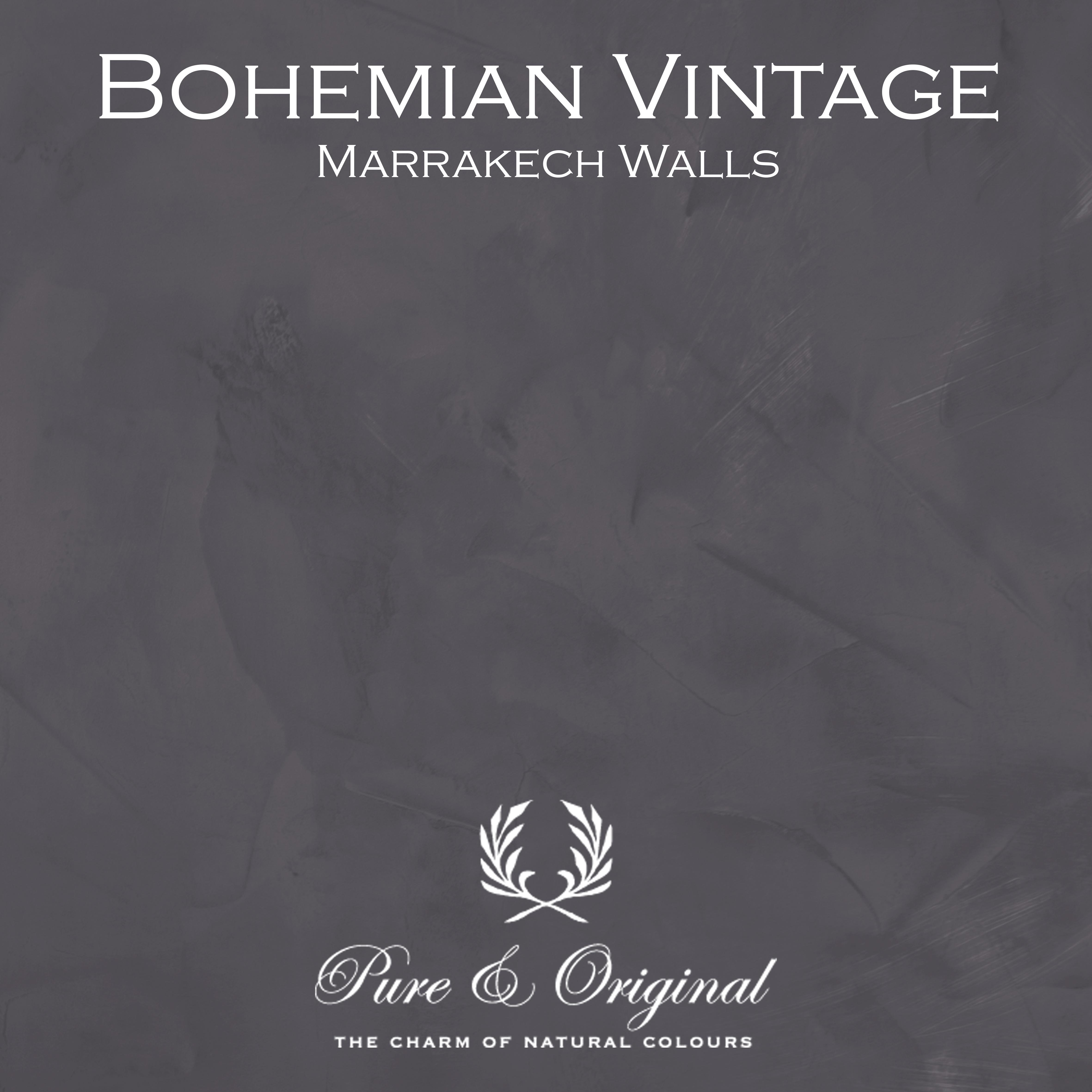 Kulör Bohemian Vintage, Marrakech Walls kalkfärg