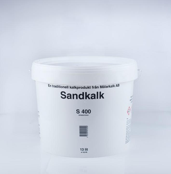 Sandkalk,  Opigmenterad, 13 L