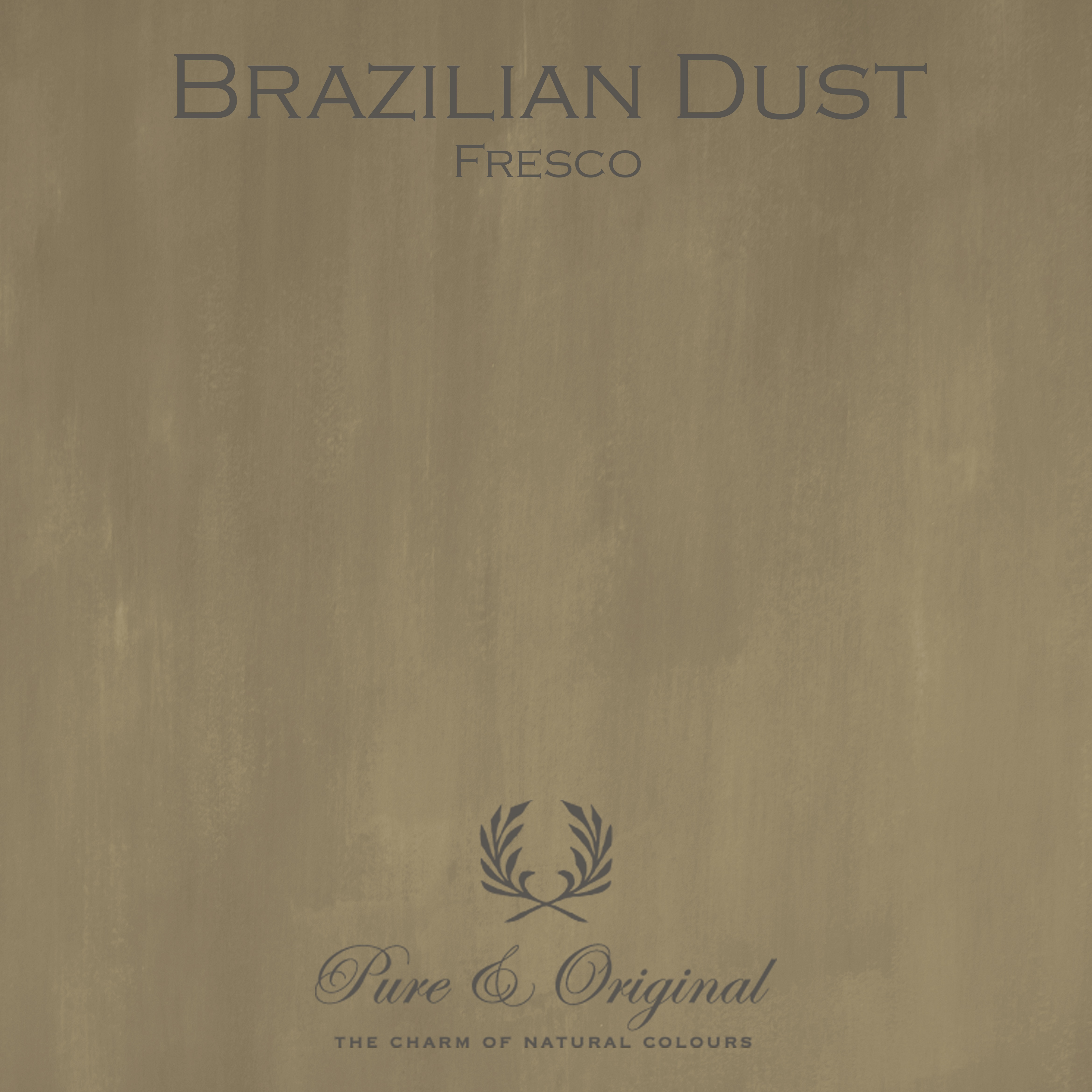Kulör Brazilian Dust, Fresco  kalkfärg