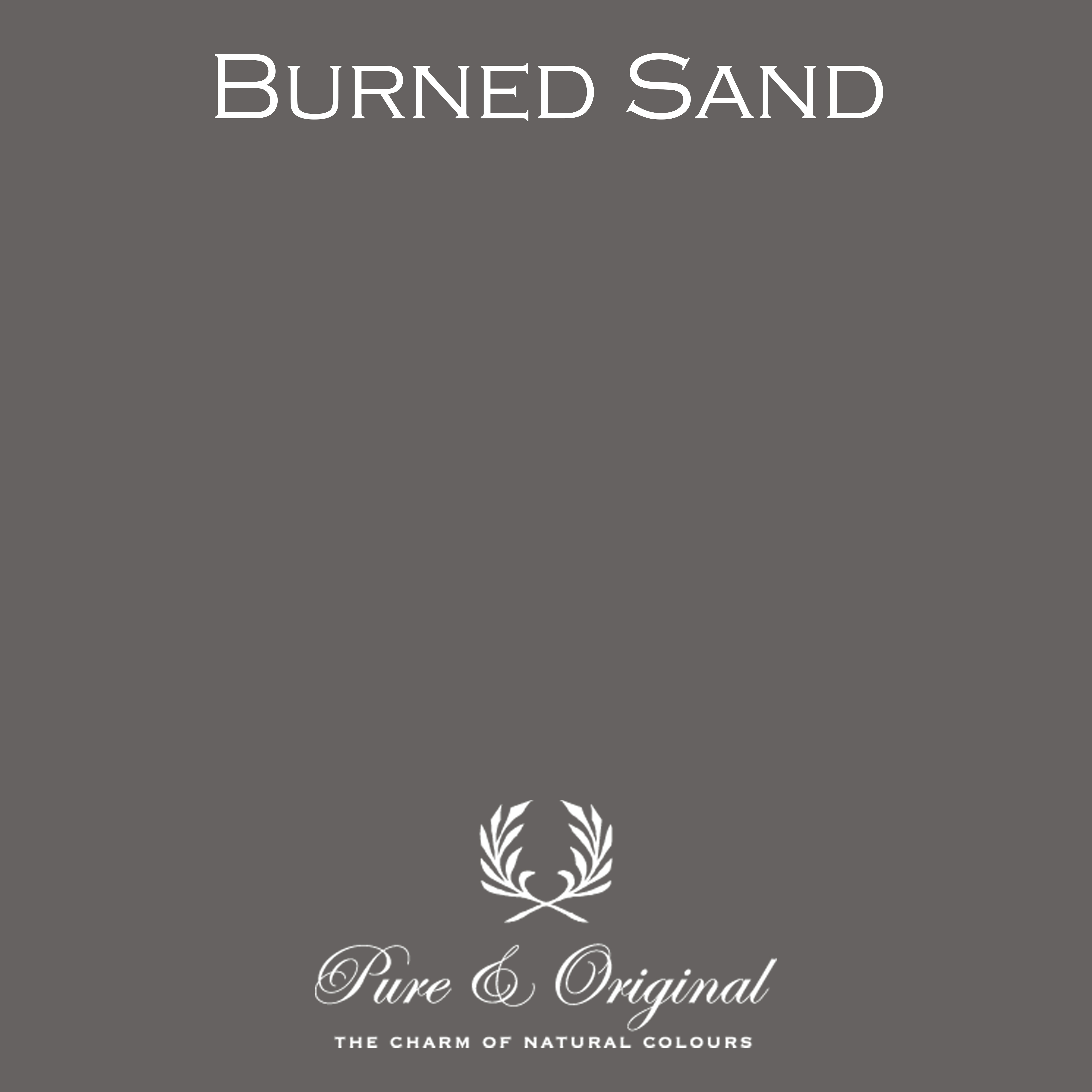 Kulör Burned Sand, Classico kritfärg