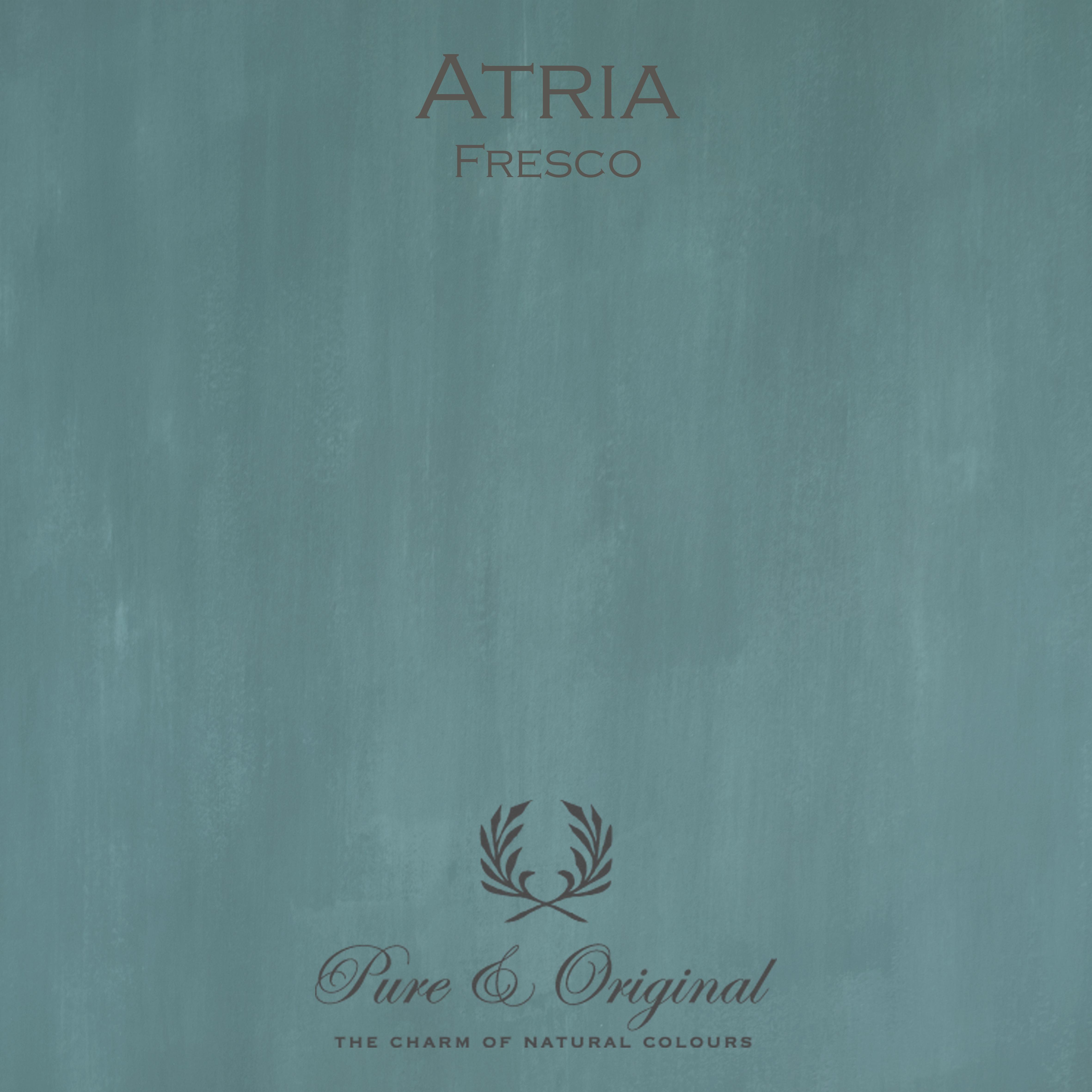 Kulör Atria, Fresco kalkfärg