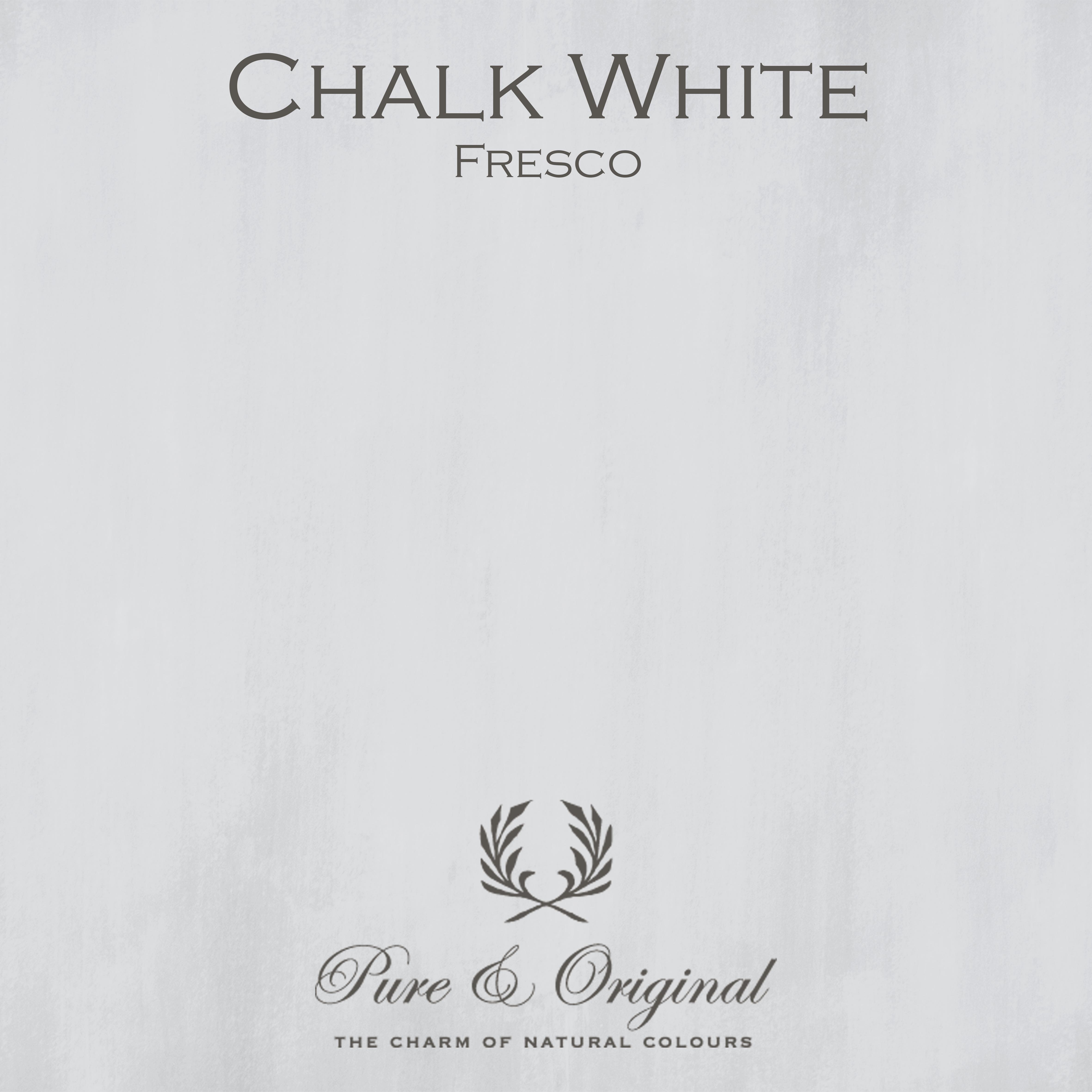 Kulör Chalk White, Fresco  kalkfärg