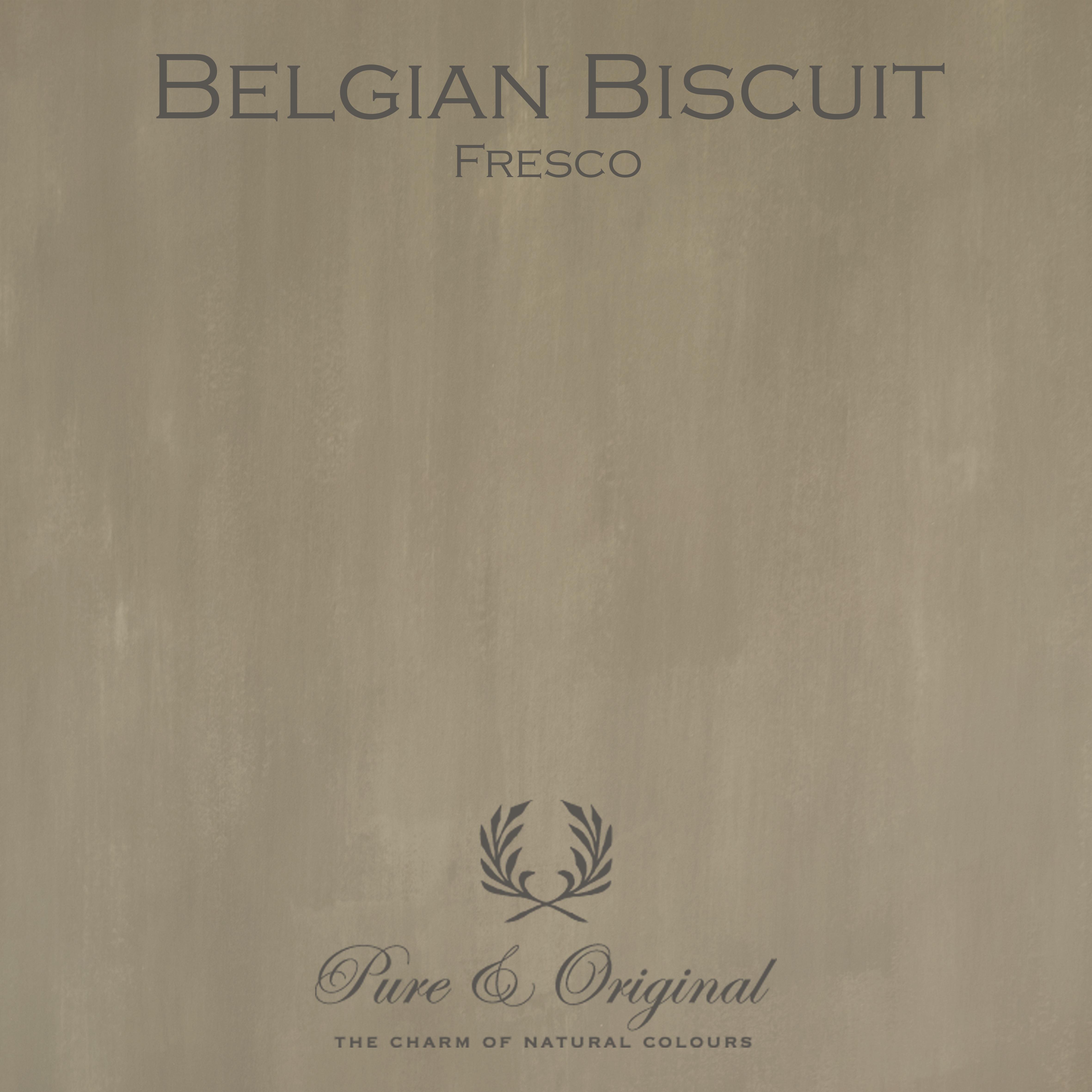 Kulör Belgian Bisquit, Fresco kalkfärg