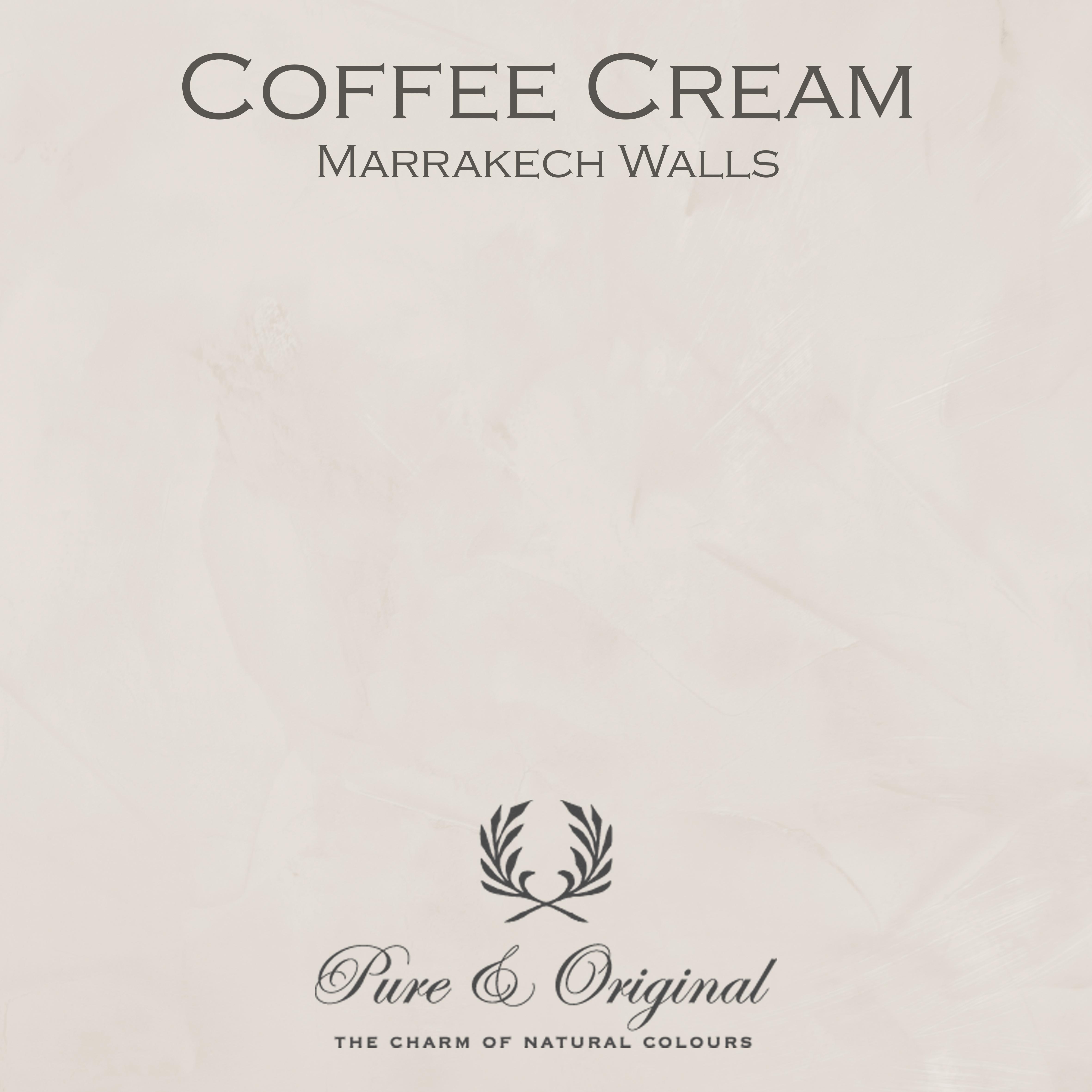 Kulör Coffee Cream , Marrakech Walls
