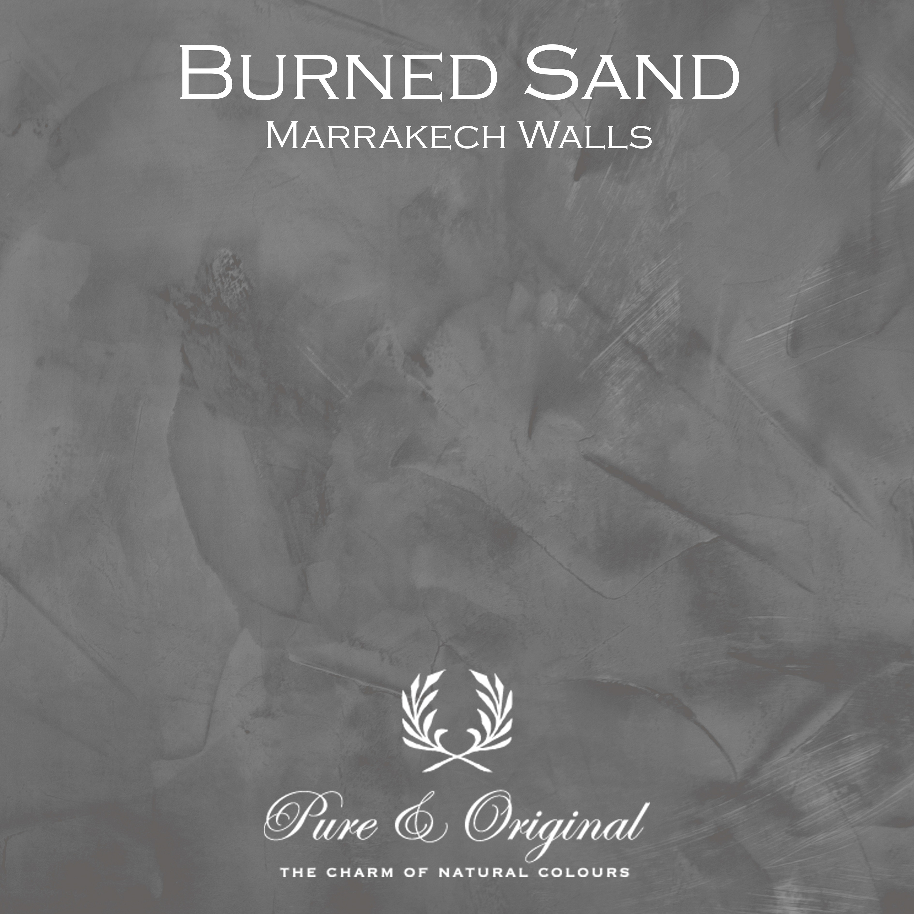 Kulör Burned Sand, Marrakech Walls kalkfärg