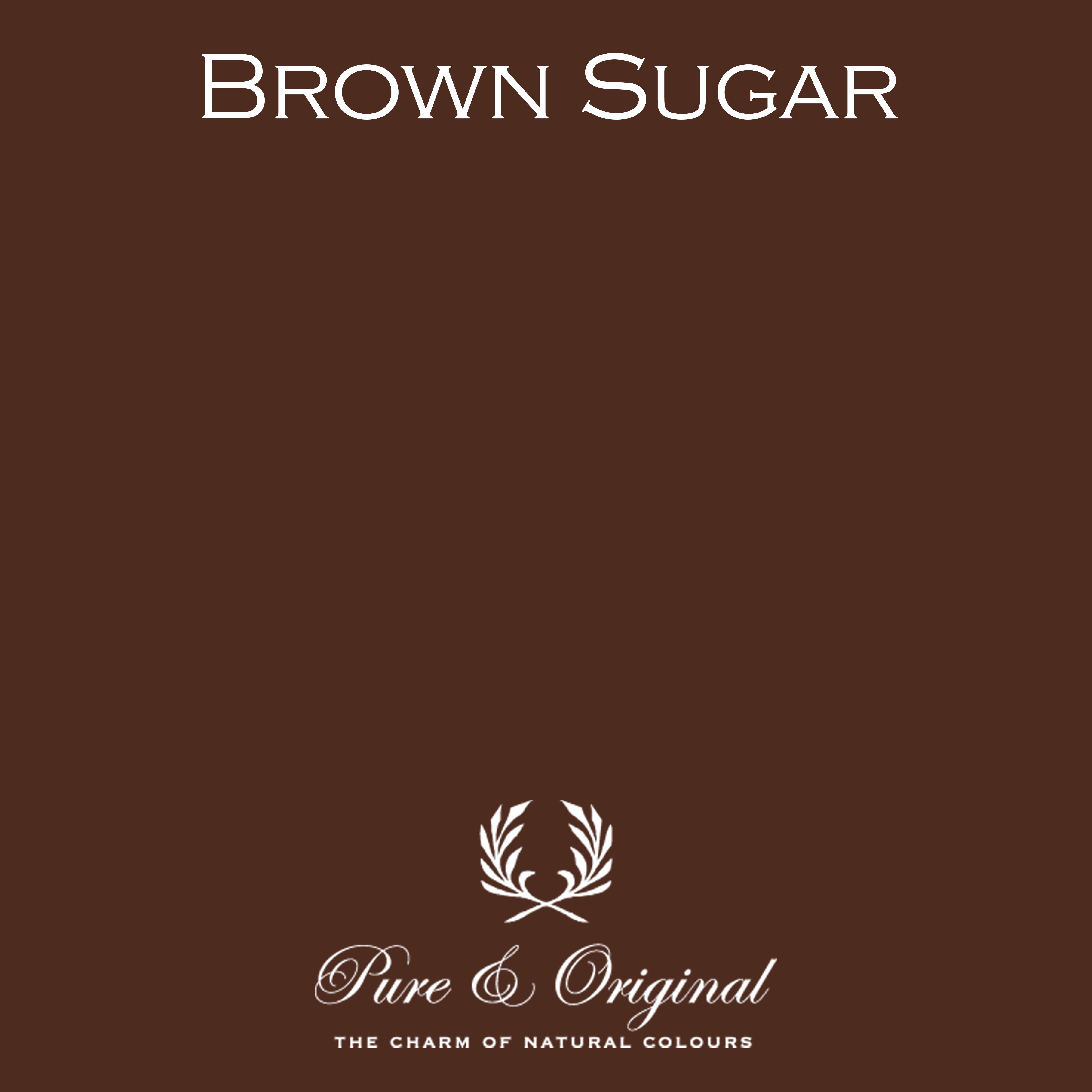 Kulör Brown Sugar, Classico kritfärg