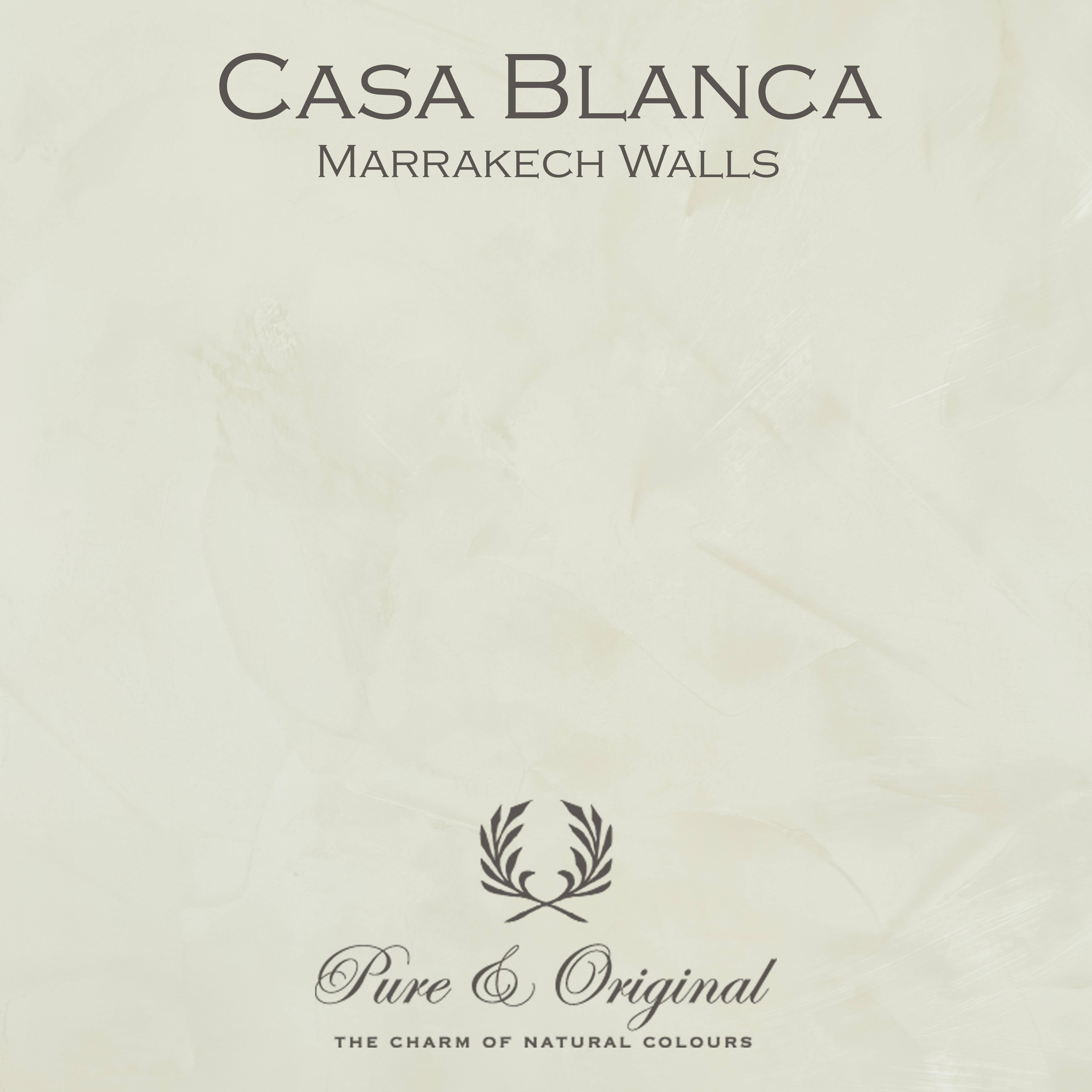 Kulör Casa Blanca, Marrakech Walls