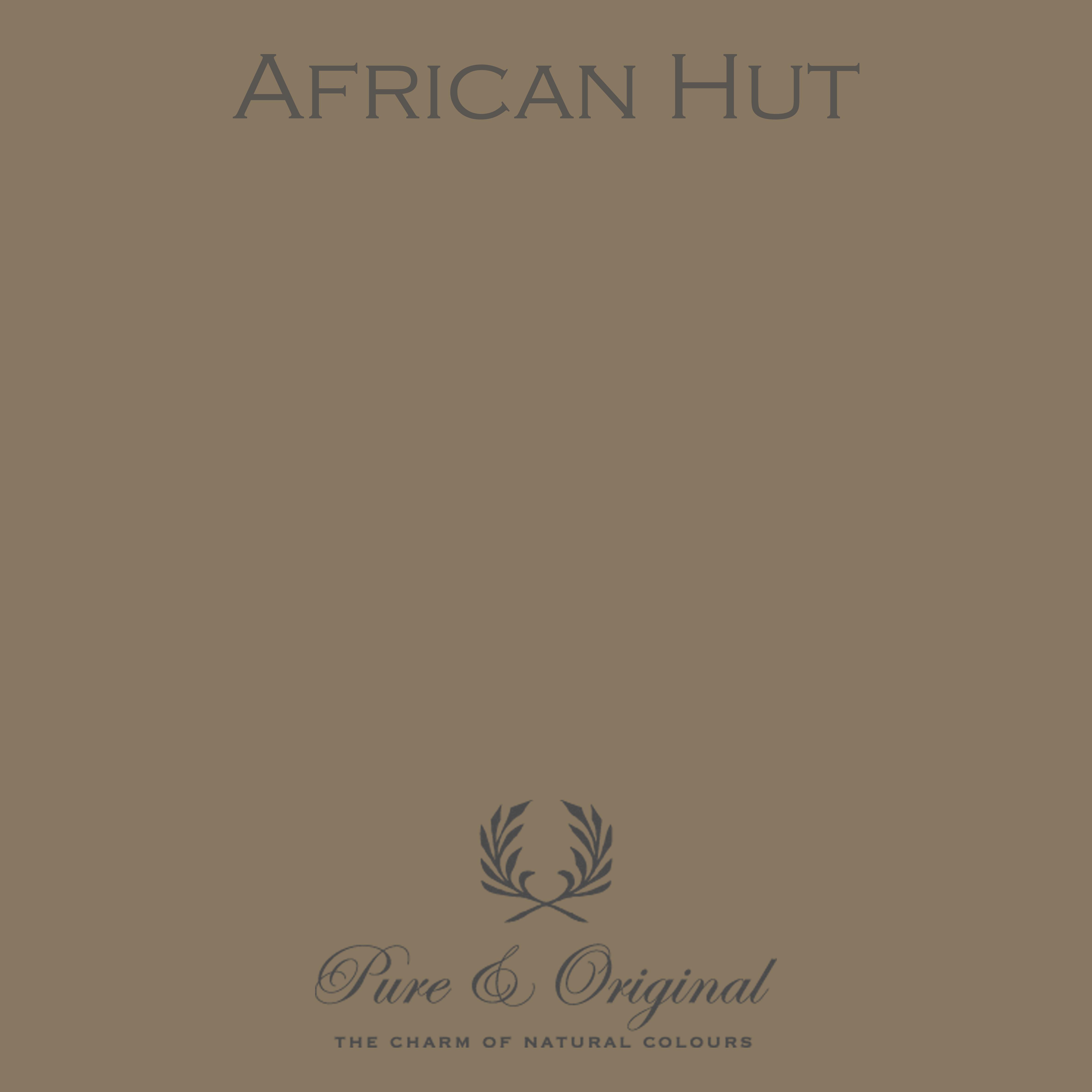 Kulör African Hut, Classico kritfärg