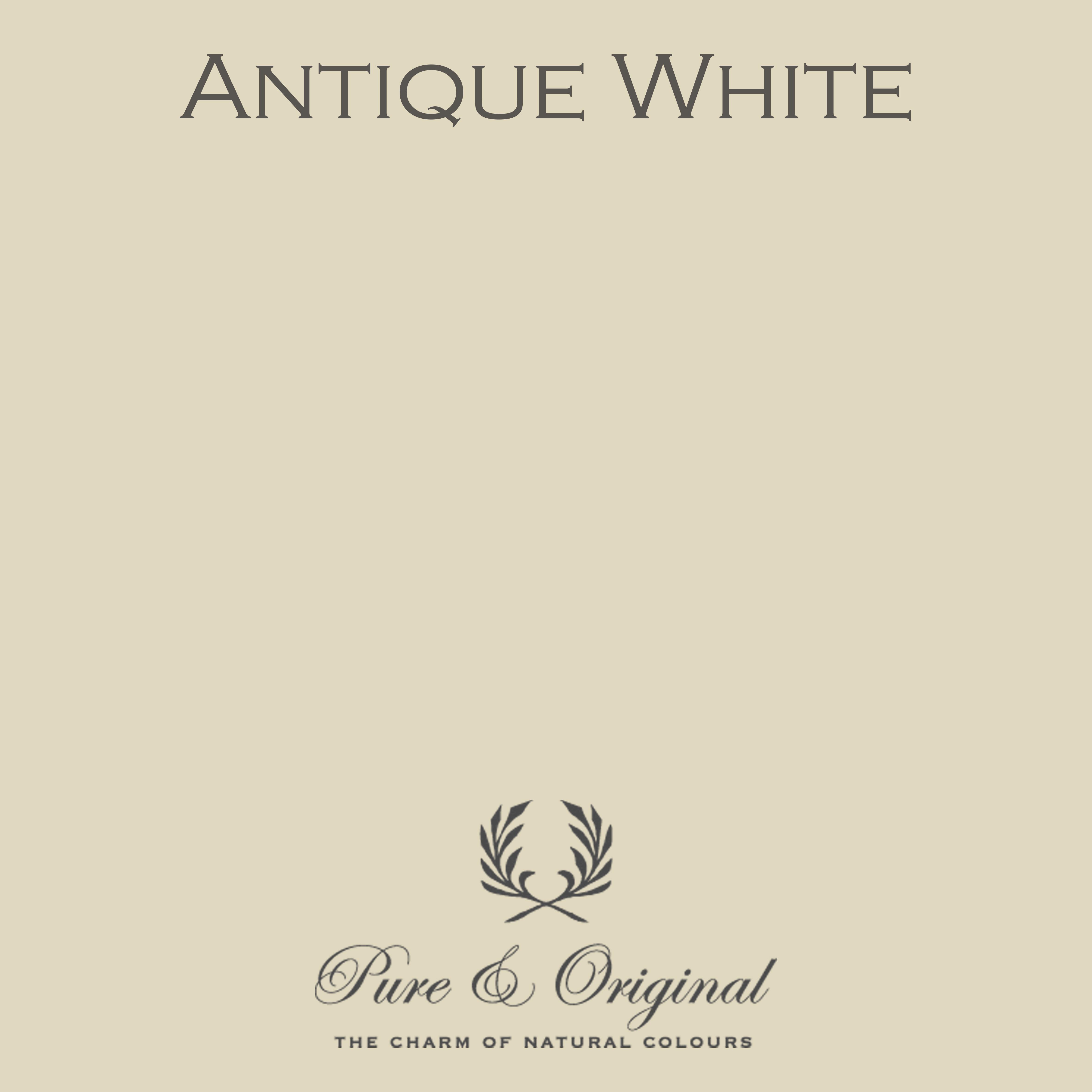 Kulör Antique White, Classico kritfärg