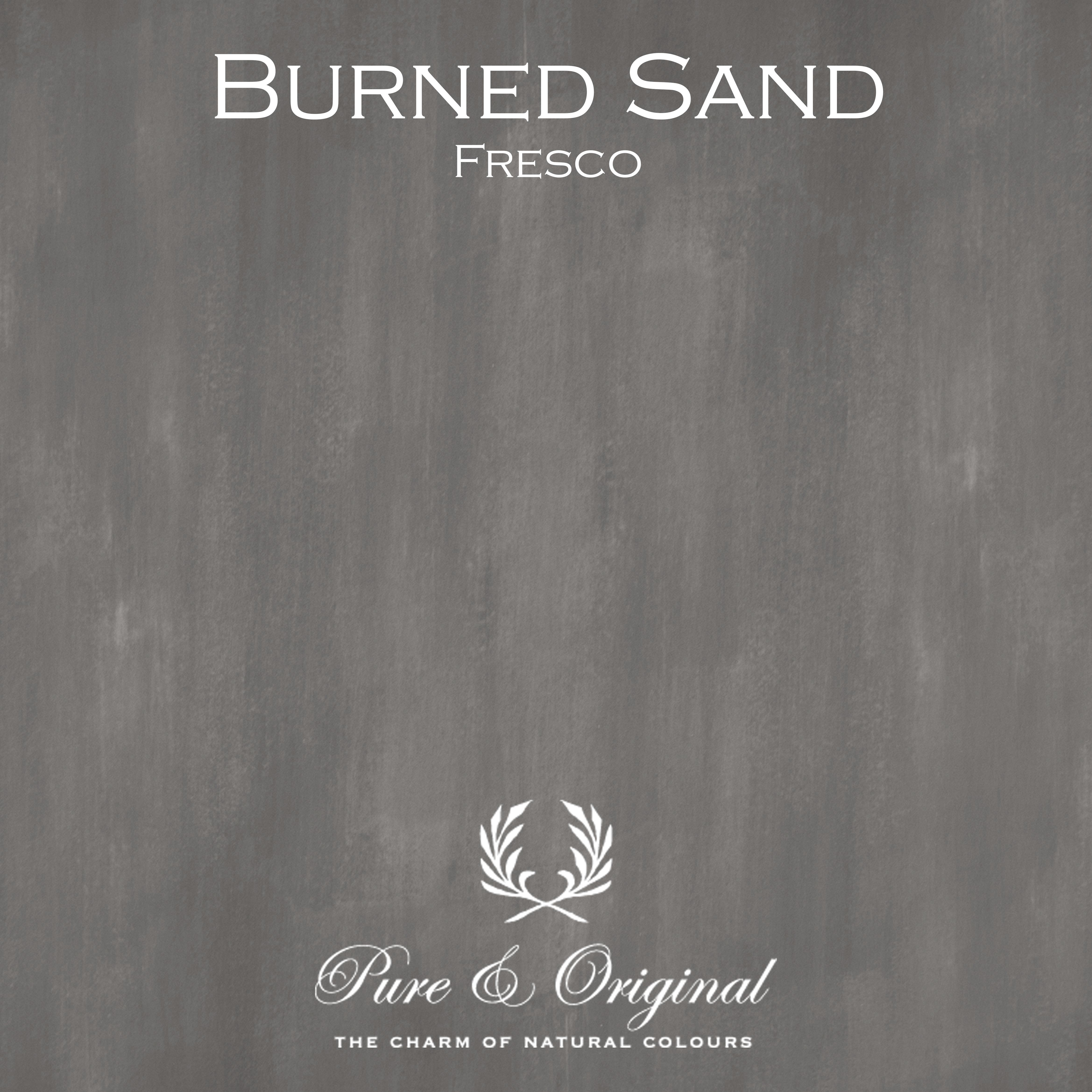 Kulör Burned Sand, Fresco kalkfärg