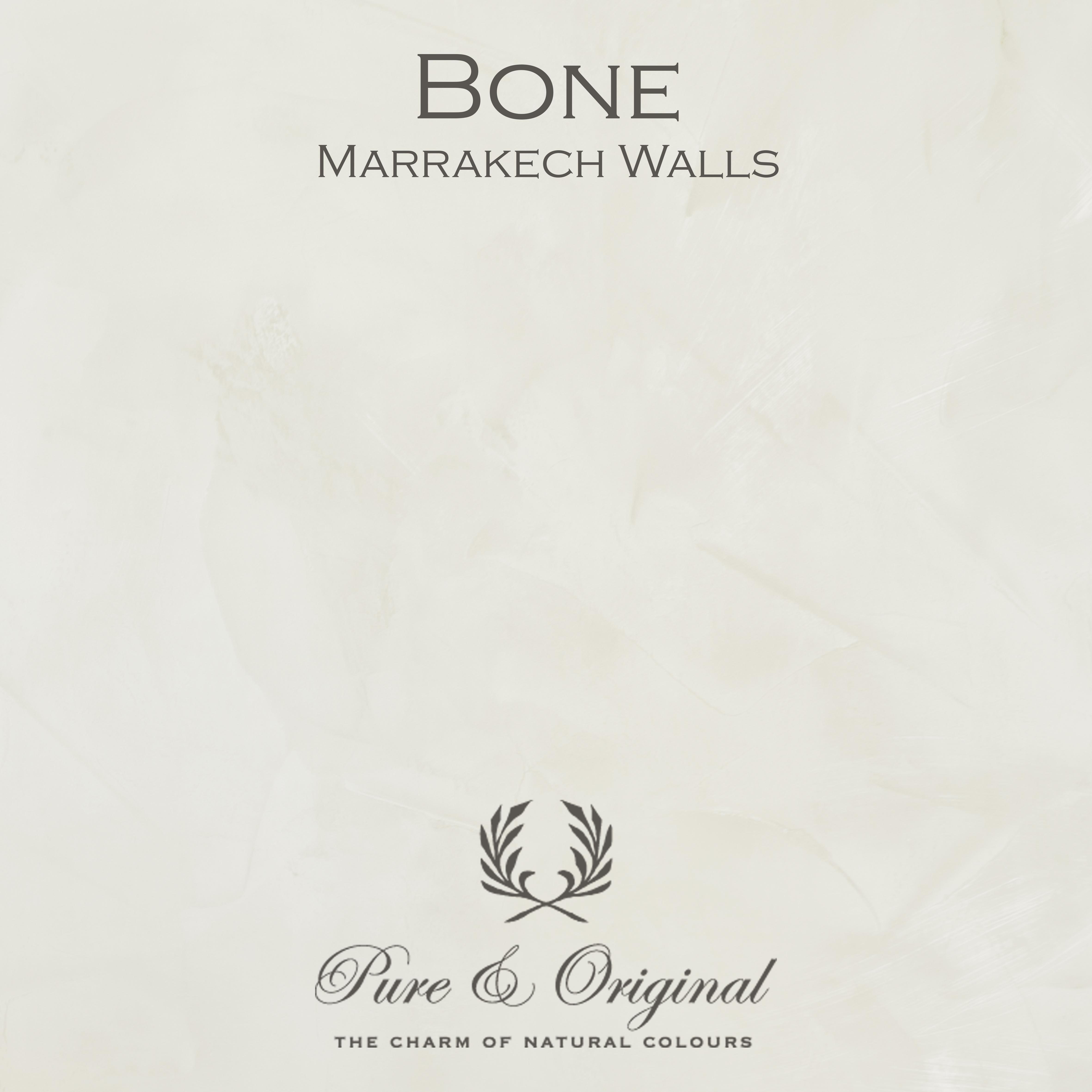 Kulör Bone, Marrakech Walls  kalkfärg