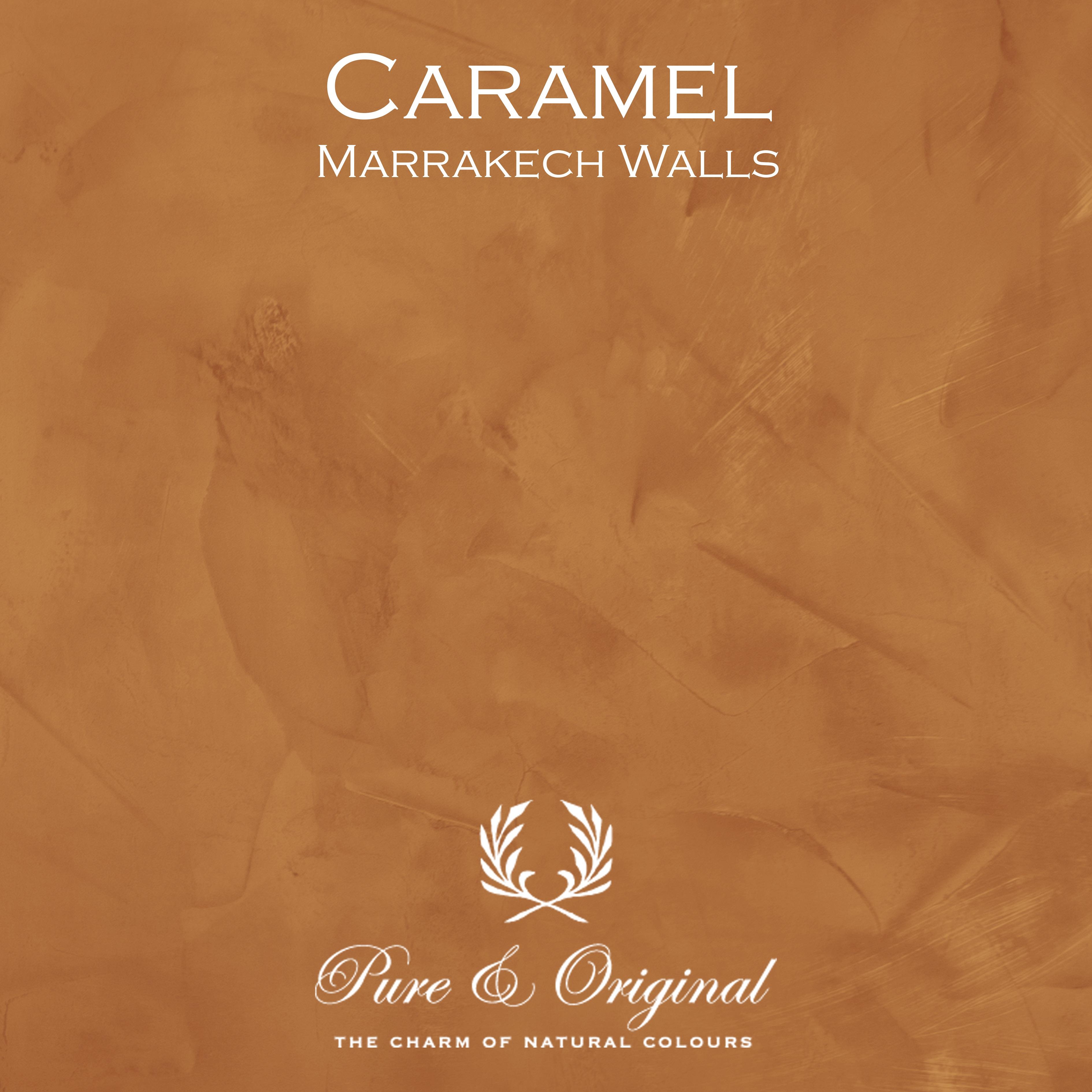 Kulör Caramel, Marrakech Walls kalkfärg