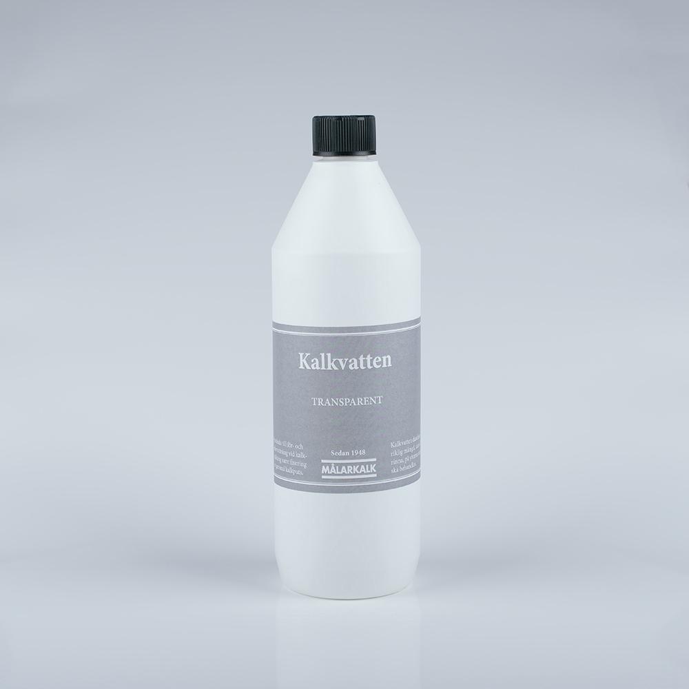 Kalkvatten, 1 L, Transparent
