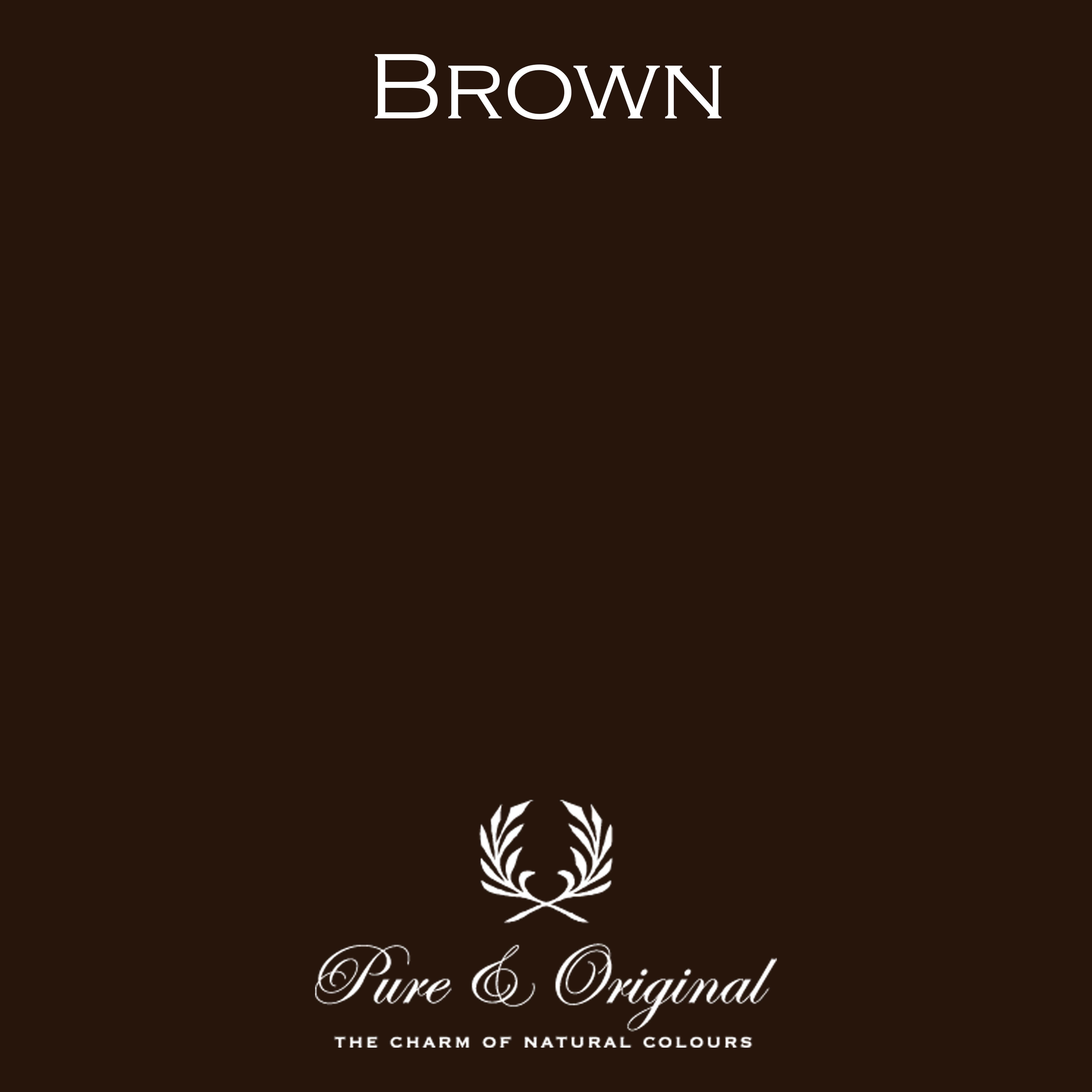 Kulör Brown, Classico kritfärg