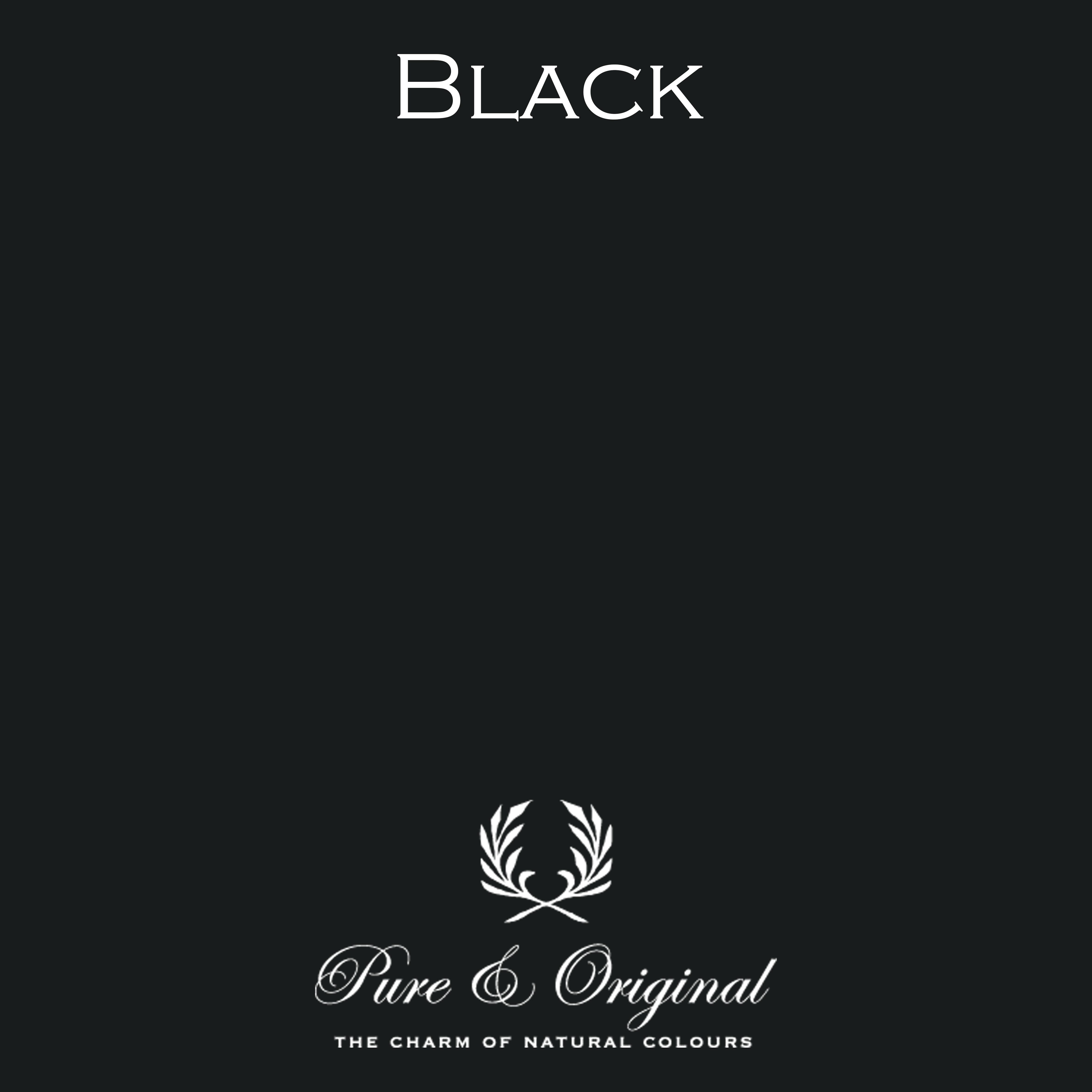 Kulör Black, Classico kritfärg