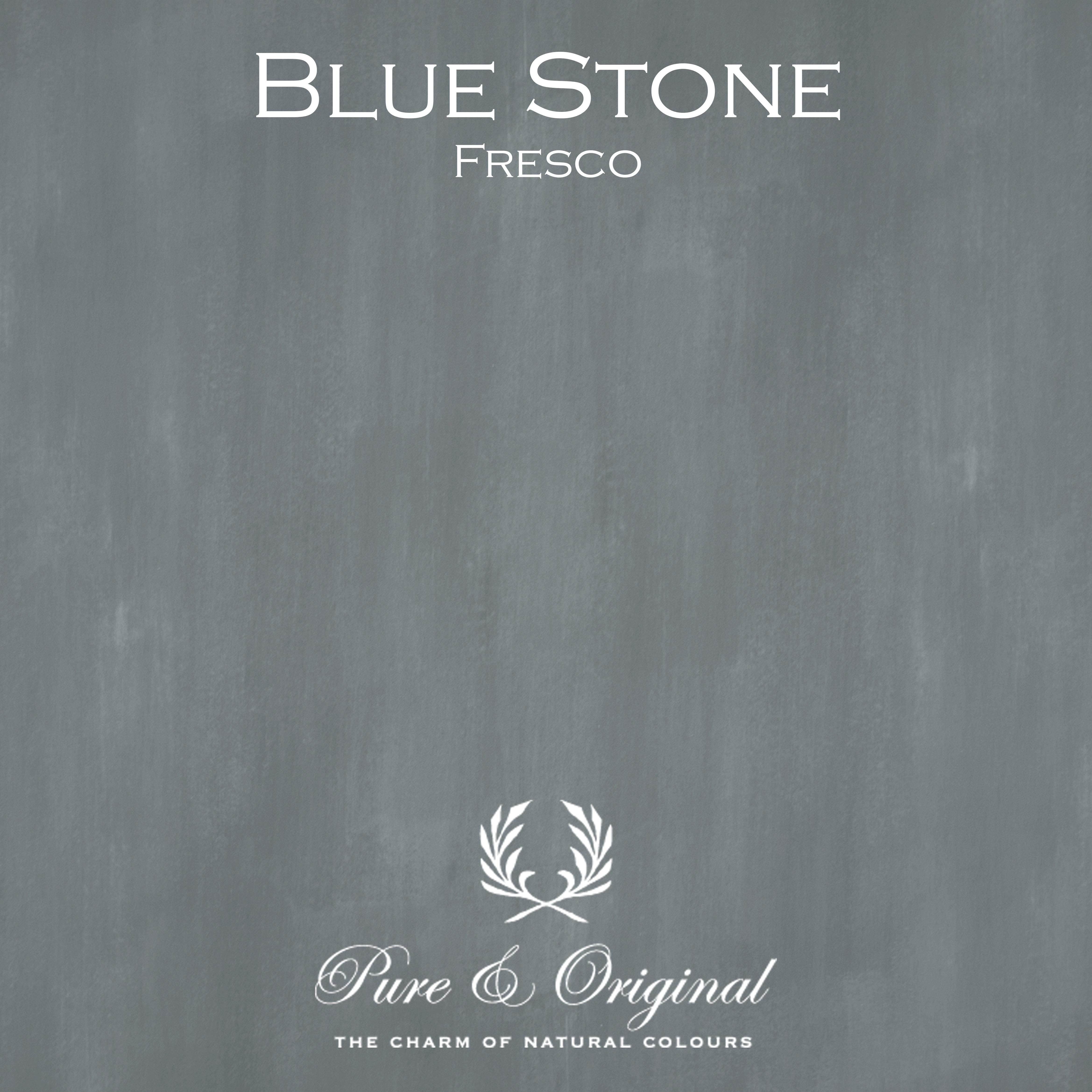 Kulör Blue Stone, Fresco kalkfärg
