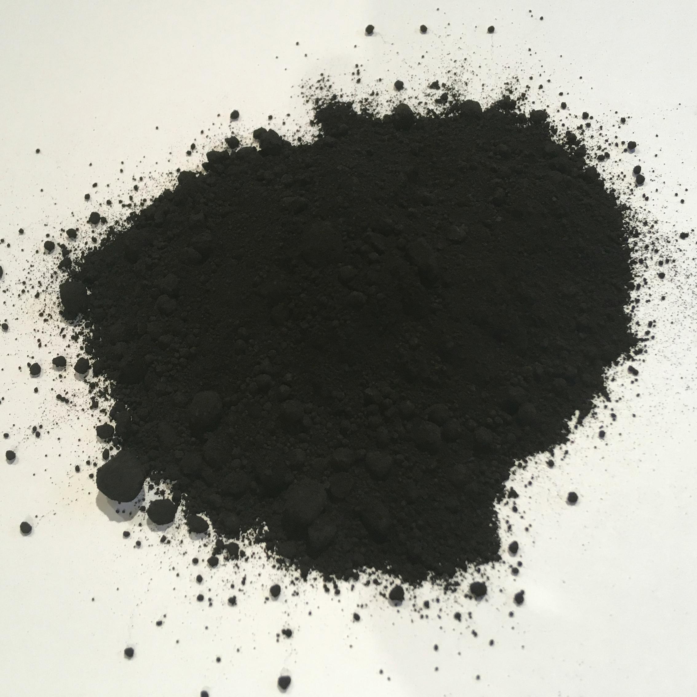 Järnoxid svart 330 (extra svart), 1 Kg