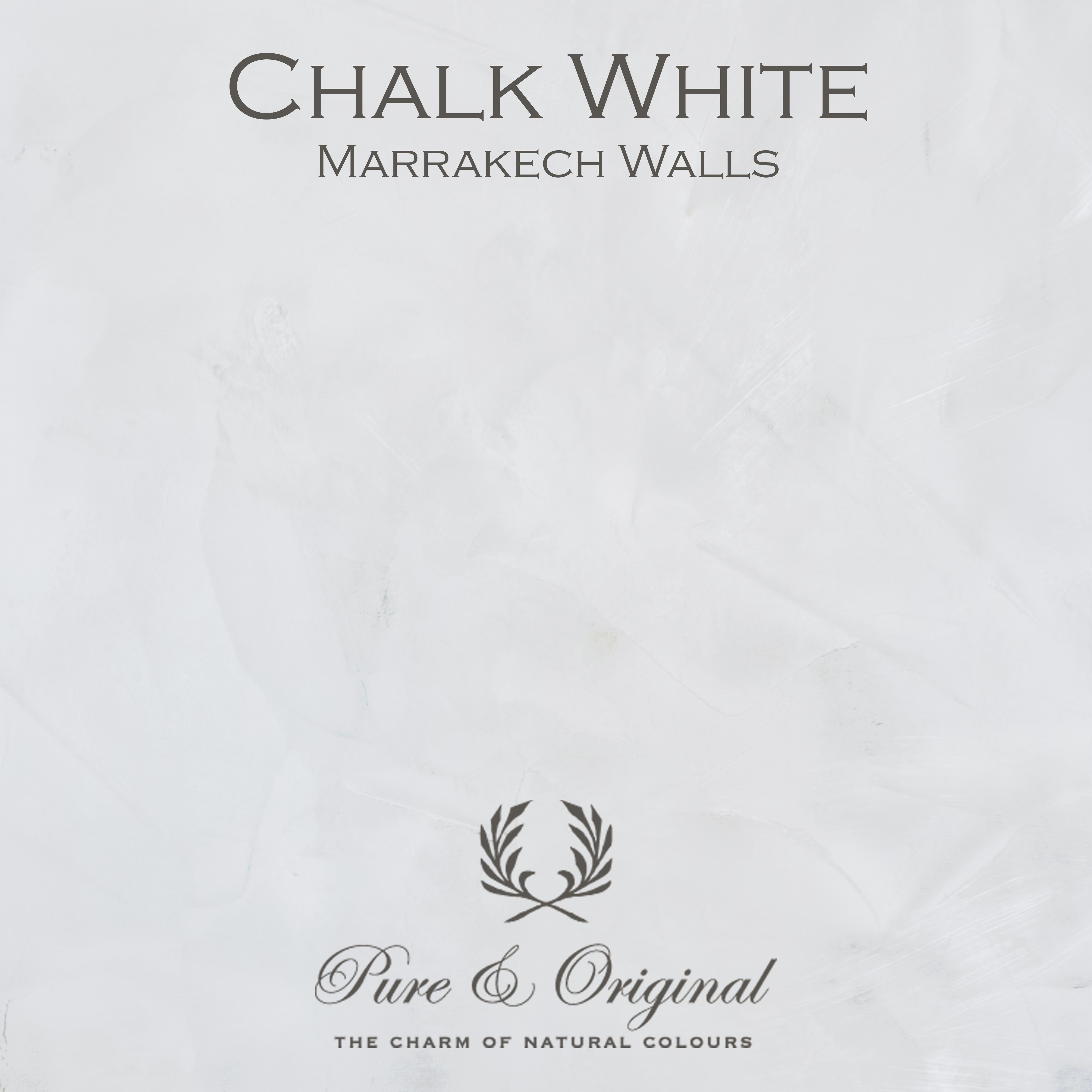 Kulör Chalk White, Marrakech Walls kalkfärg