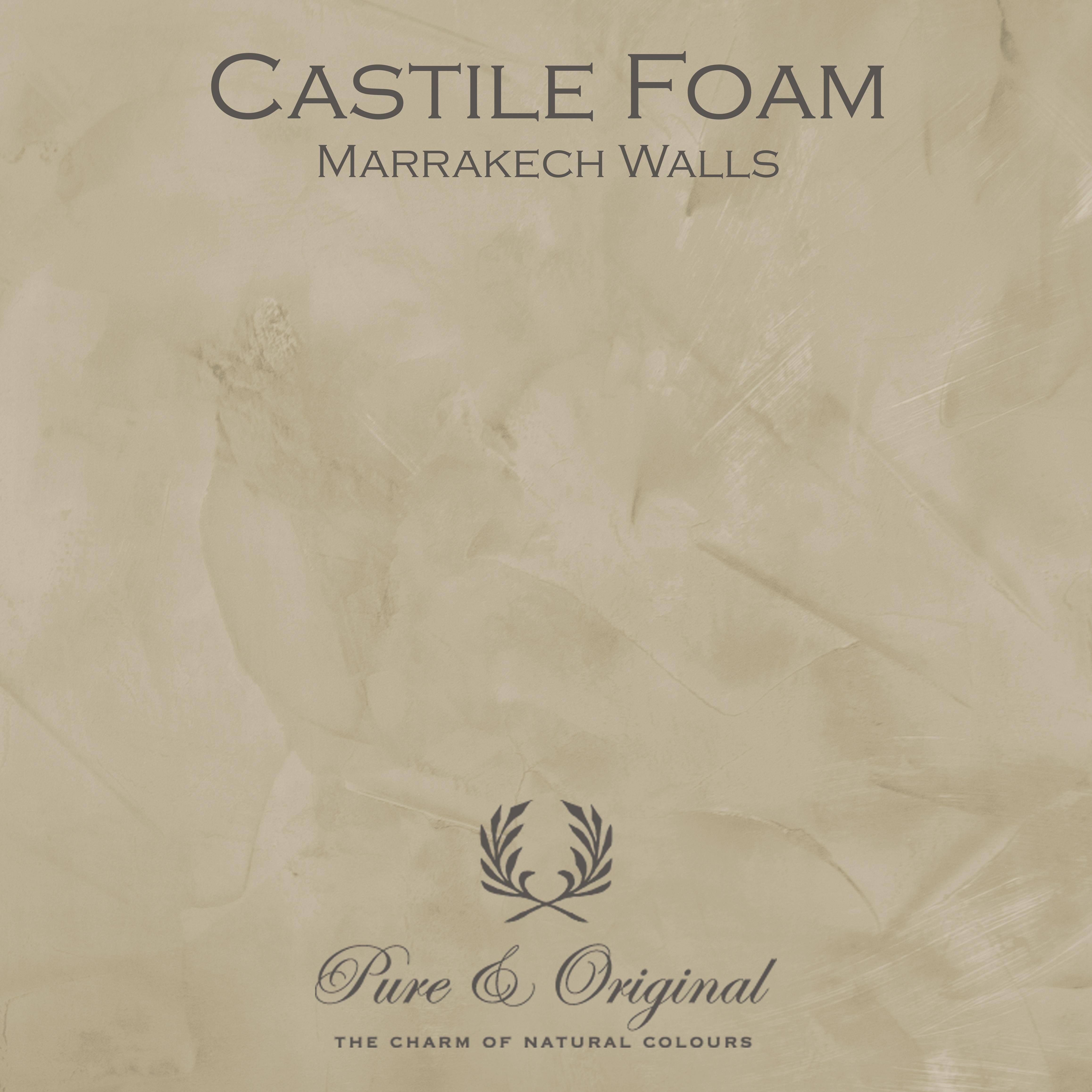 Kulör Castile Foam, Marrakech Walls
