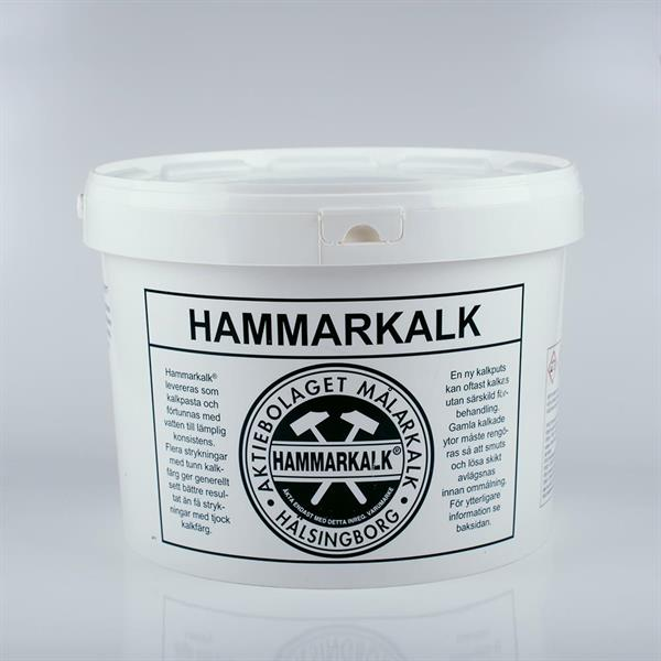 Hammarkalk, 10 Kg, Kalkpasta/Bindemedel