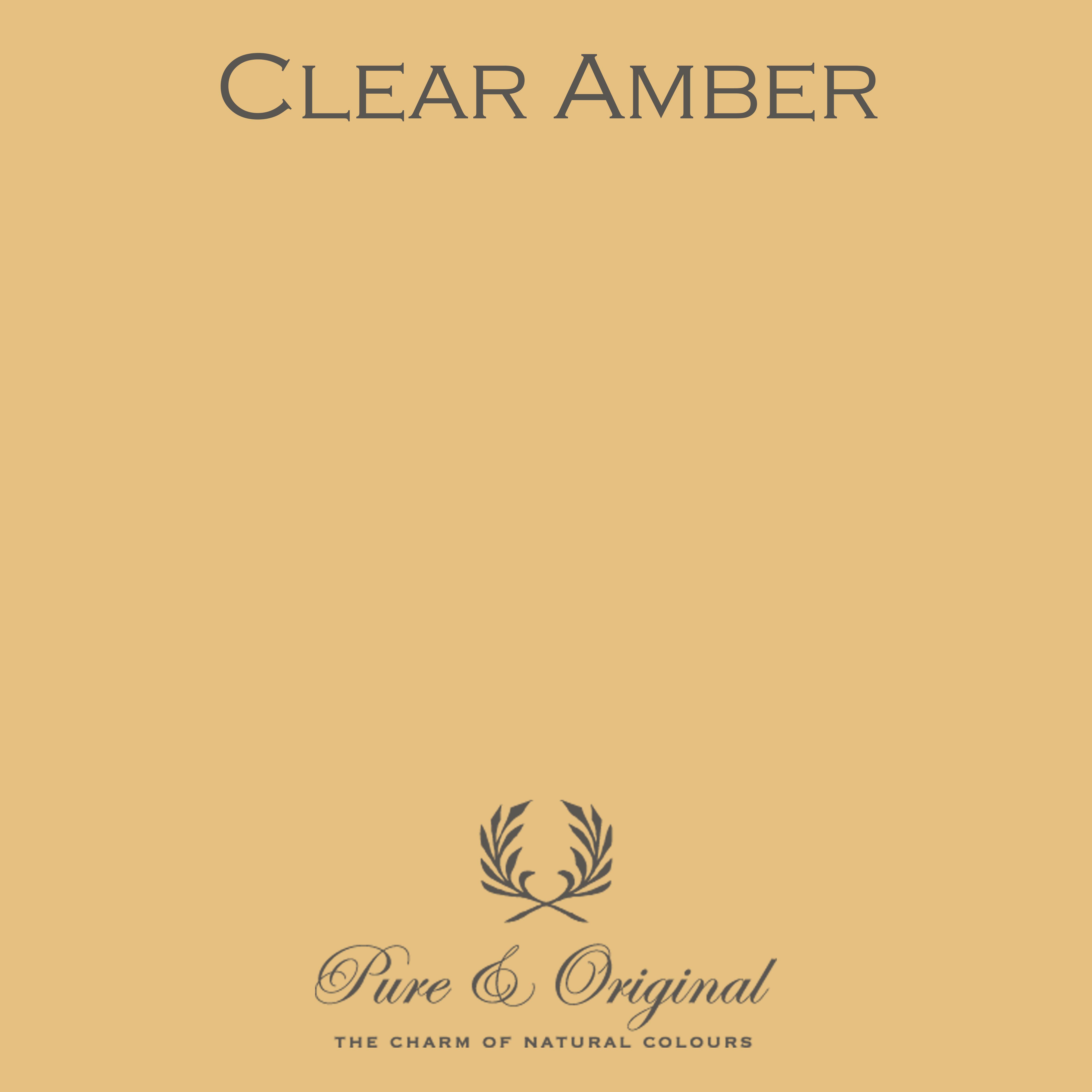 Kulör Clear Amber, Classico kritfärg