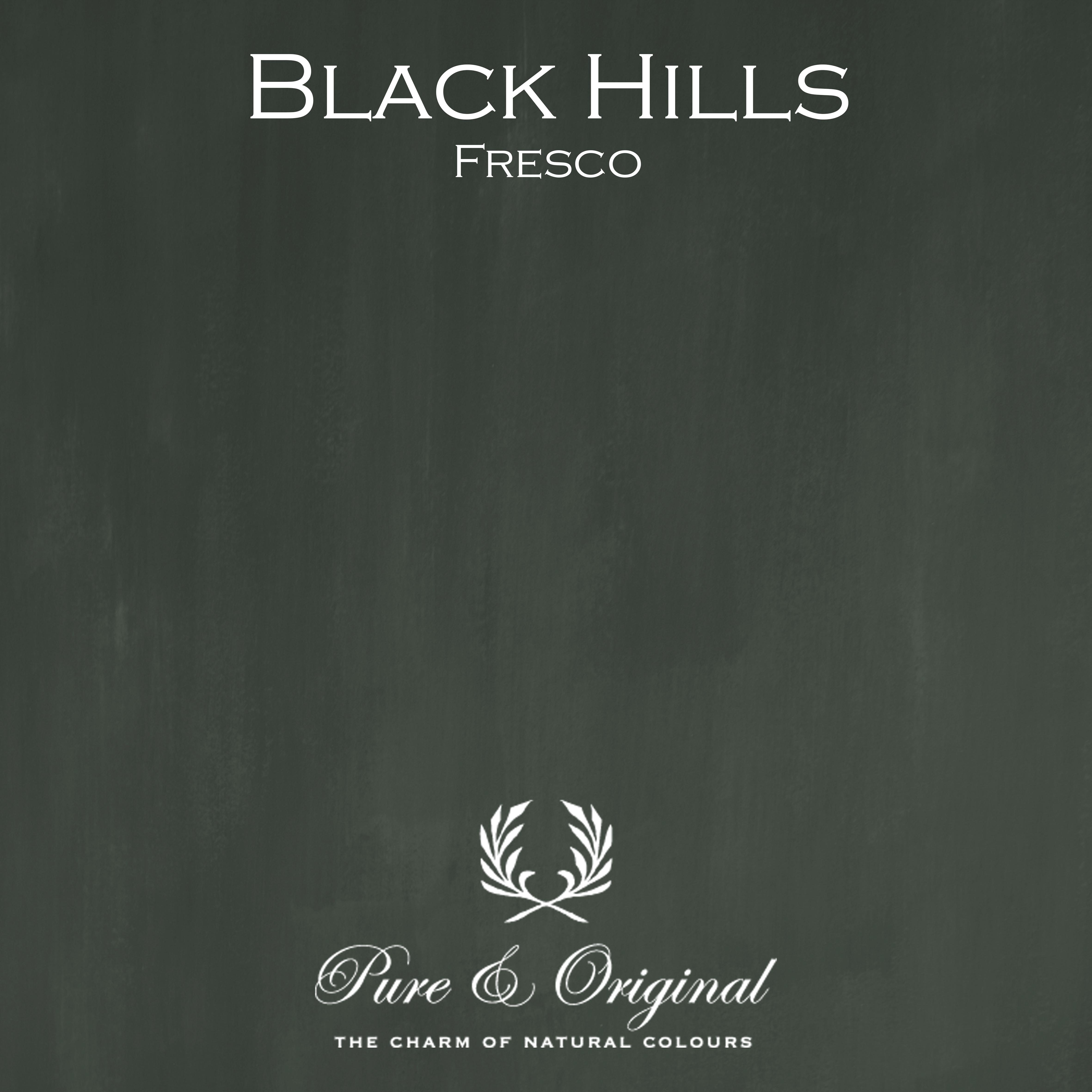 Kulör Black Hills, Fresco kalkfärg
