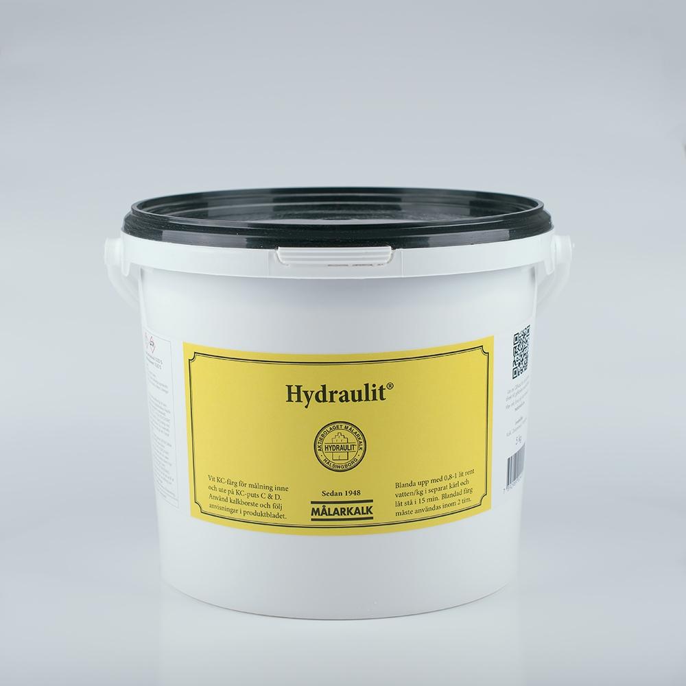Hydraulit KC-färg, Vit, 5 Kg