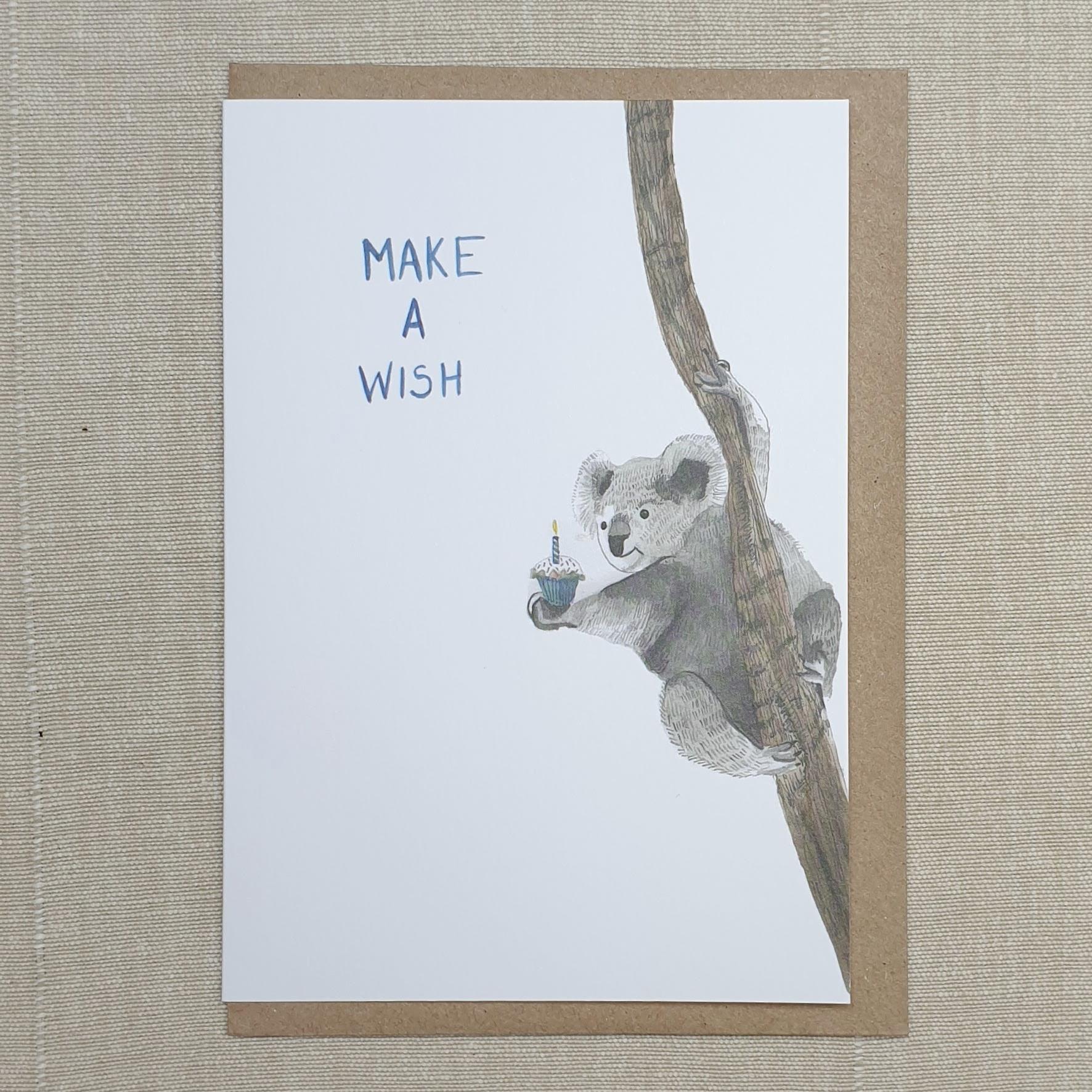 Card - Make a Wish