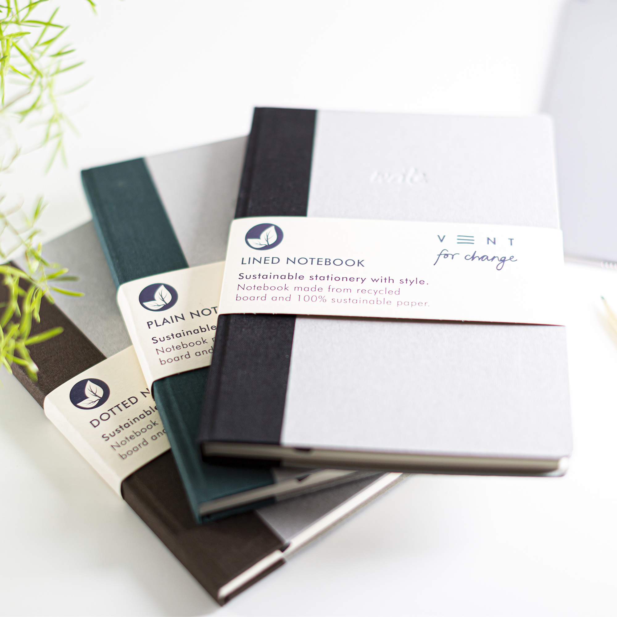 Write A5 Notebook by Vent for Change