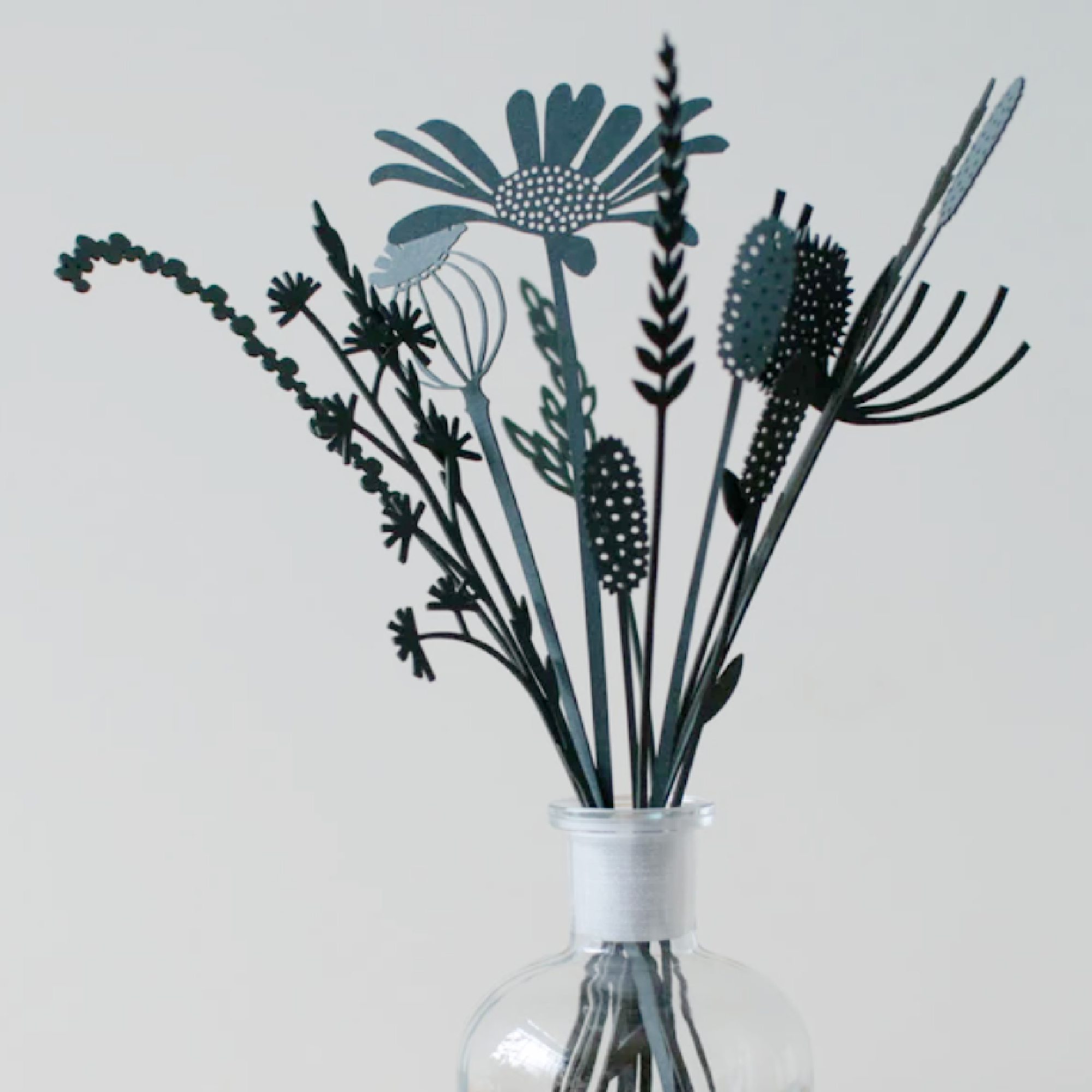 Large Paper Meadow Bouquet by Hannah Nunn
