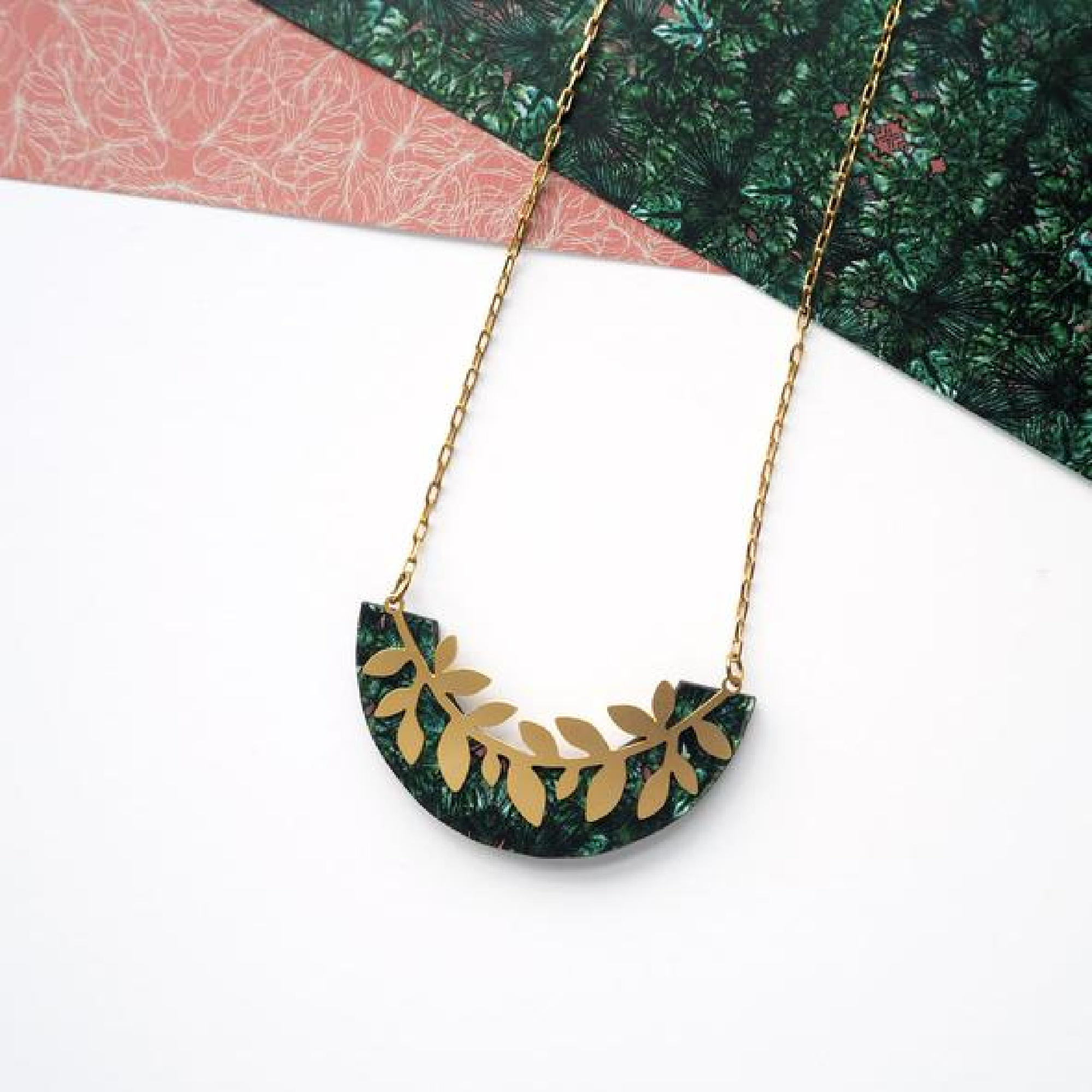 Branch Necklace by Mica Peet