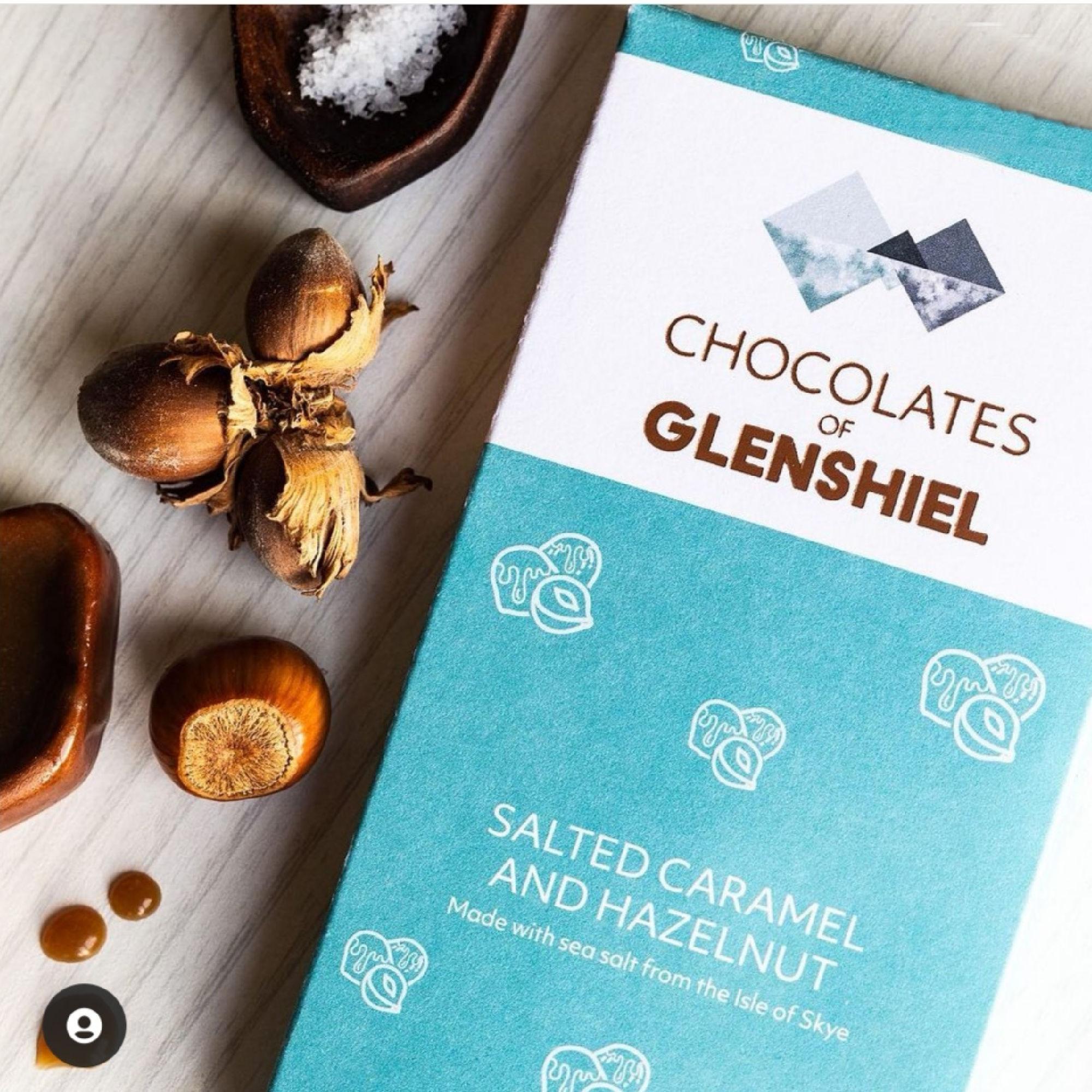 Chocolates of Glenshiel Chocolate Bars