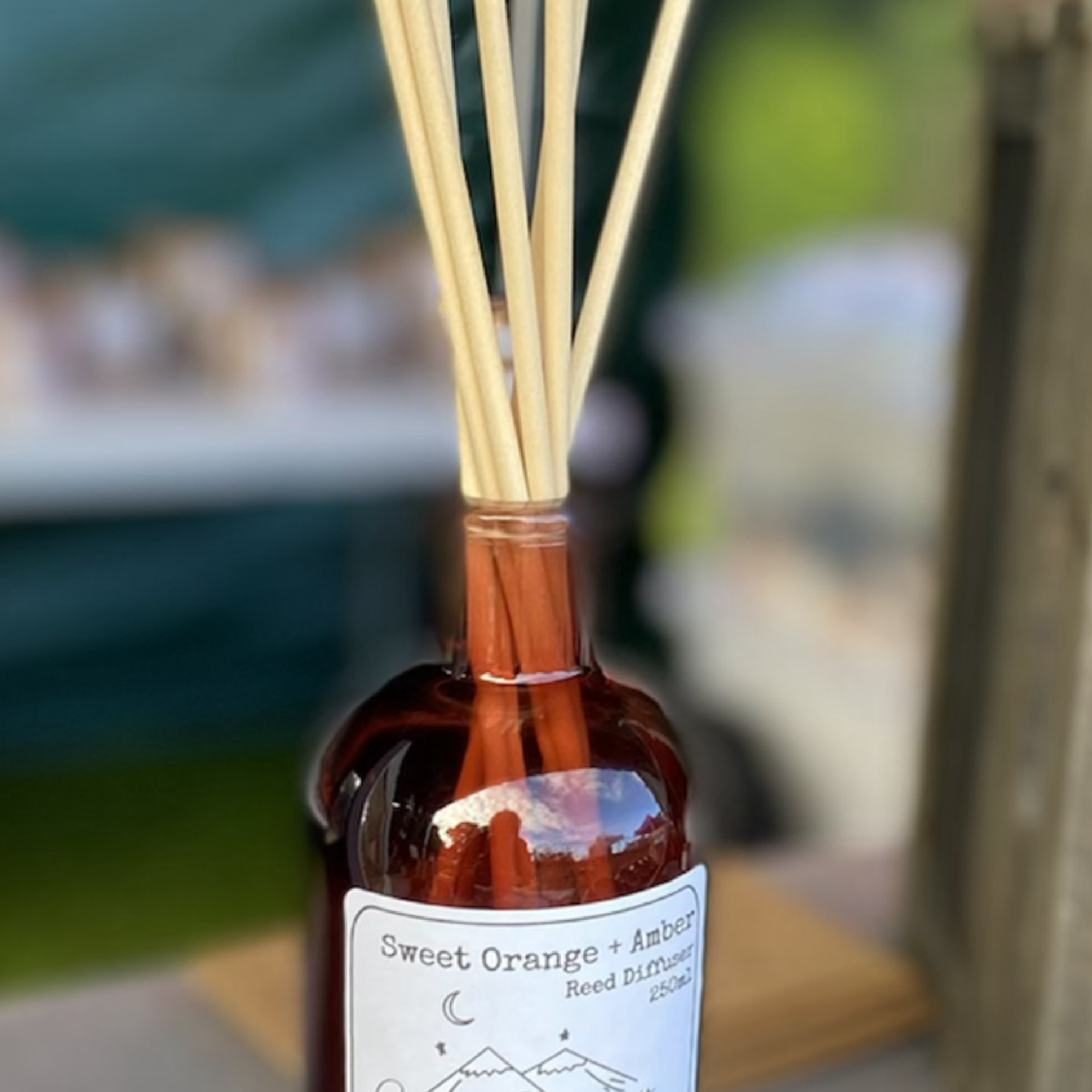 Luxury Reed Diffuser by Coorie Candle Com