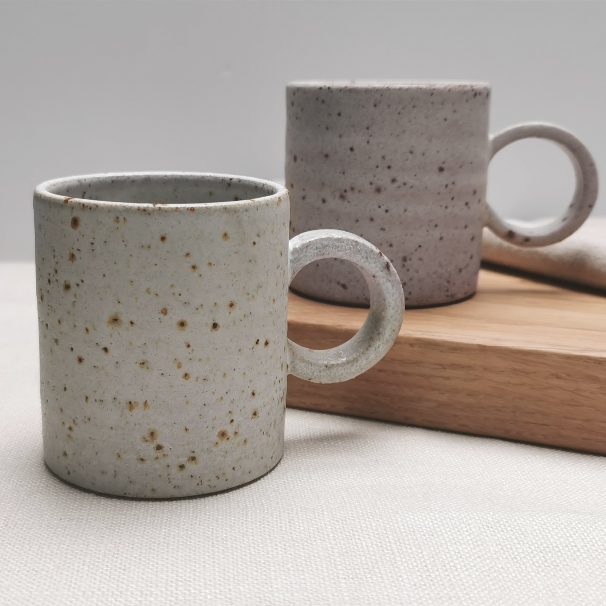 Espresso Cups by Aku Ceramics