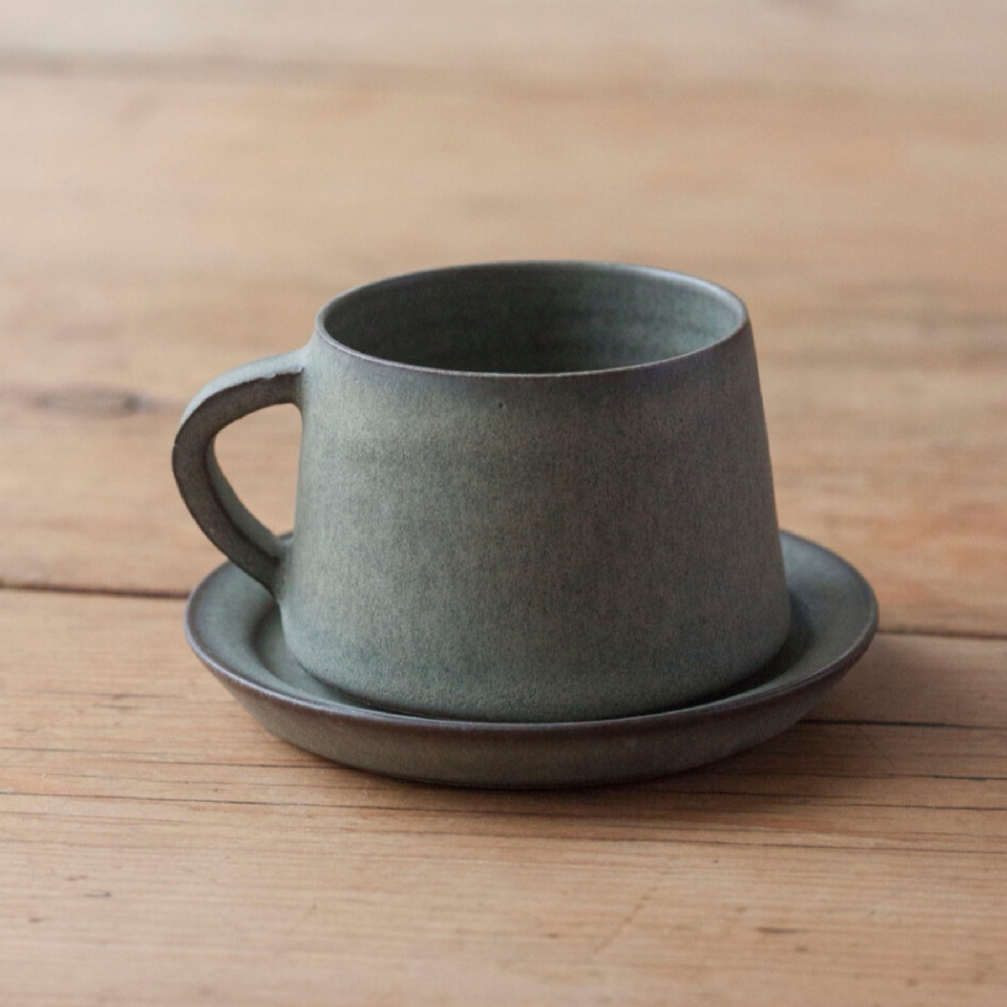 Coffee Mugs, Cups and Saucers by Borja Moronta
