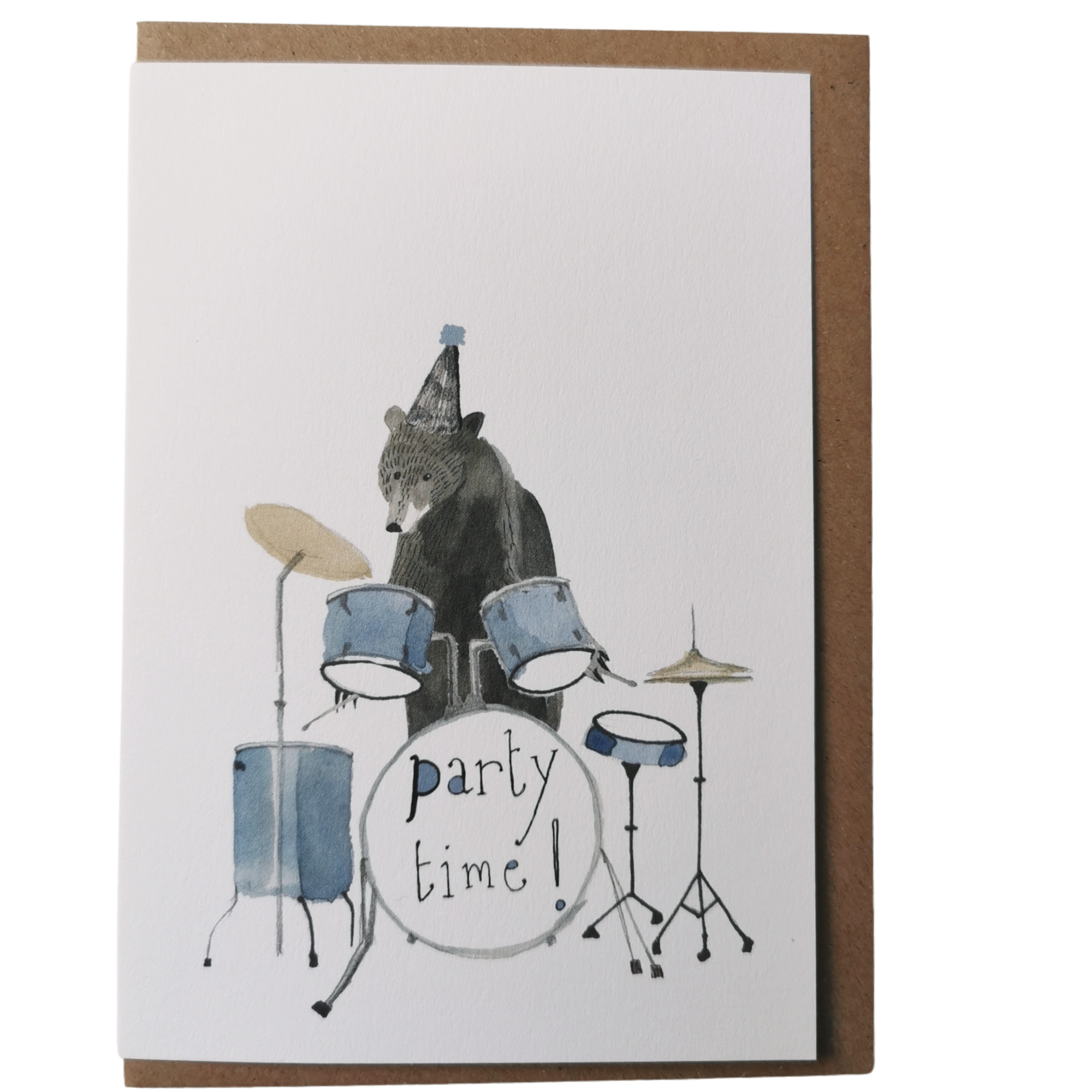 Party Time Dear Prudence Card
