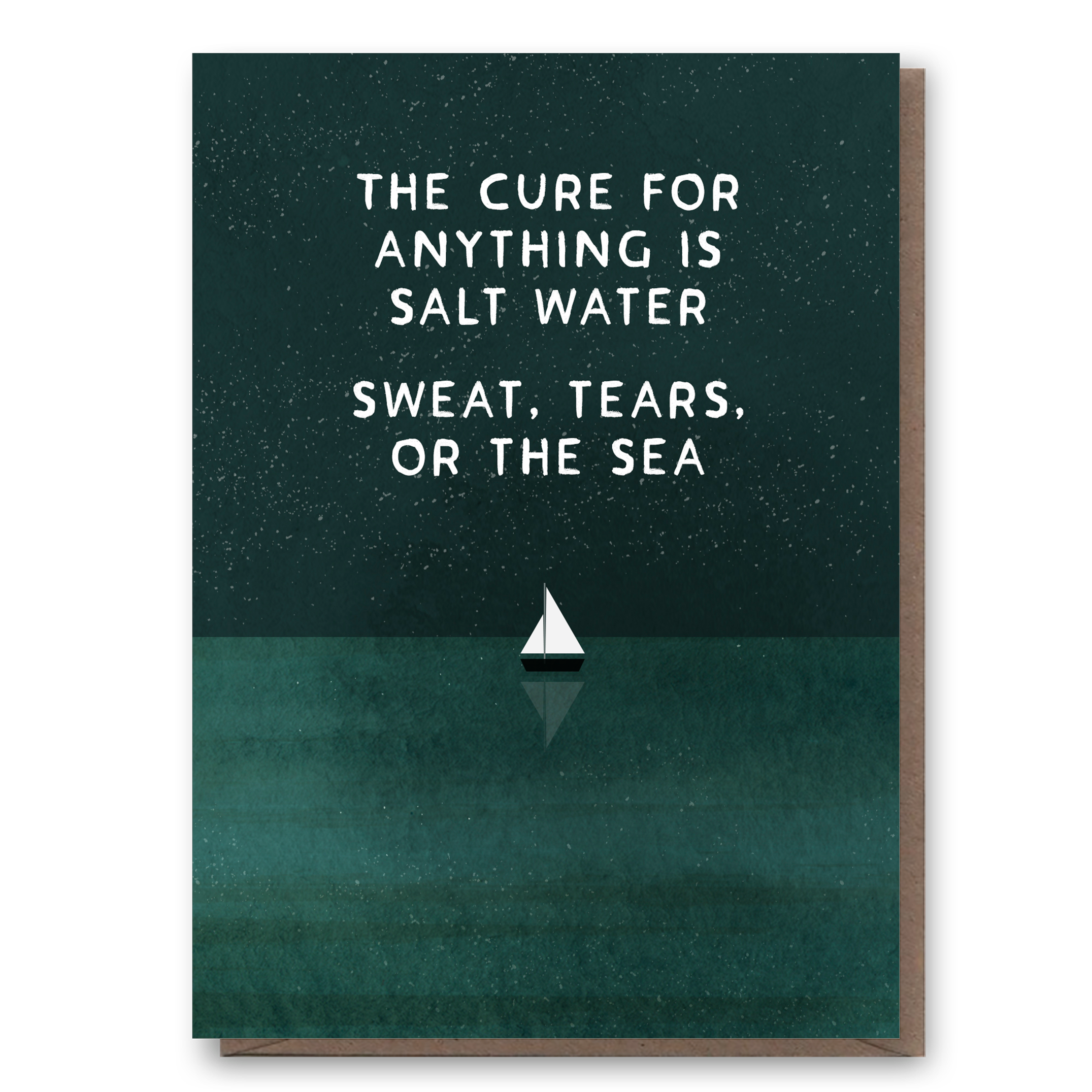 Card - Salt Water