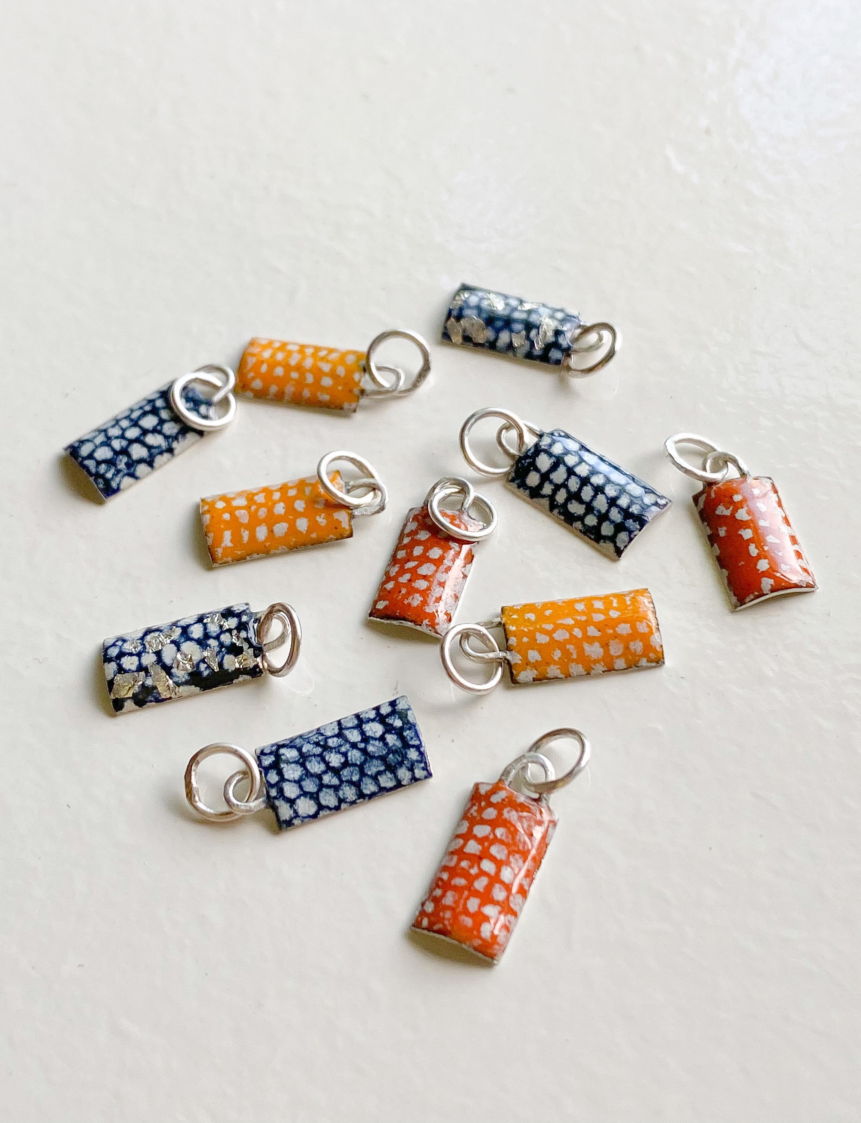 Rectangle pendant by Emily Higham