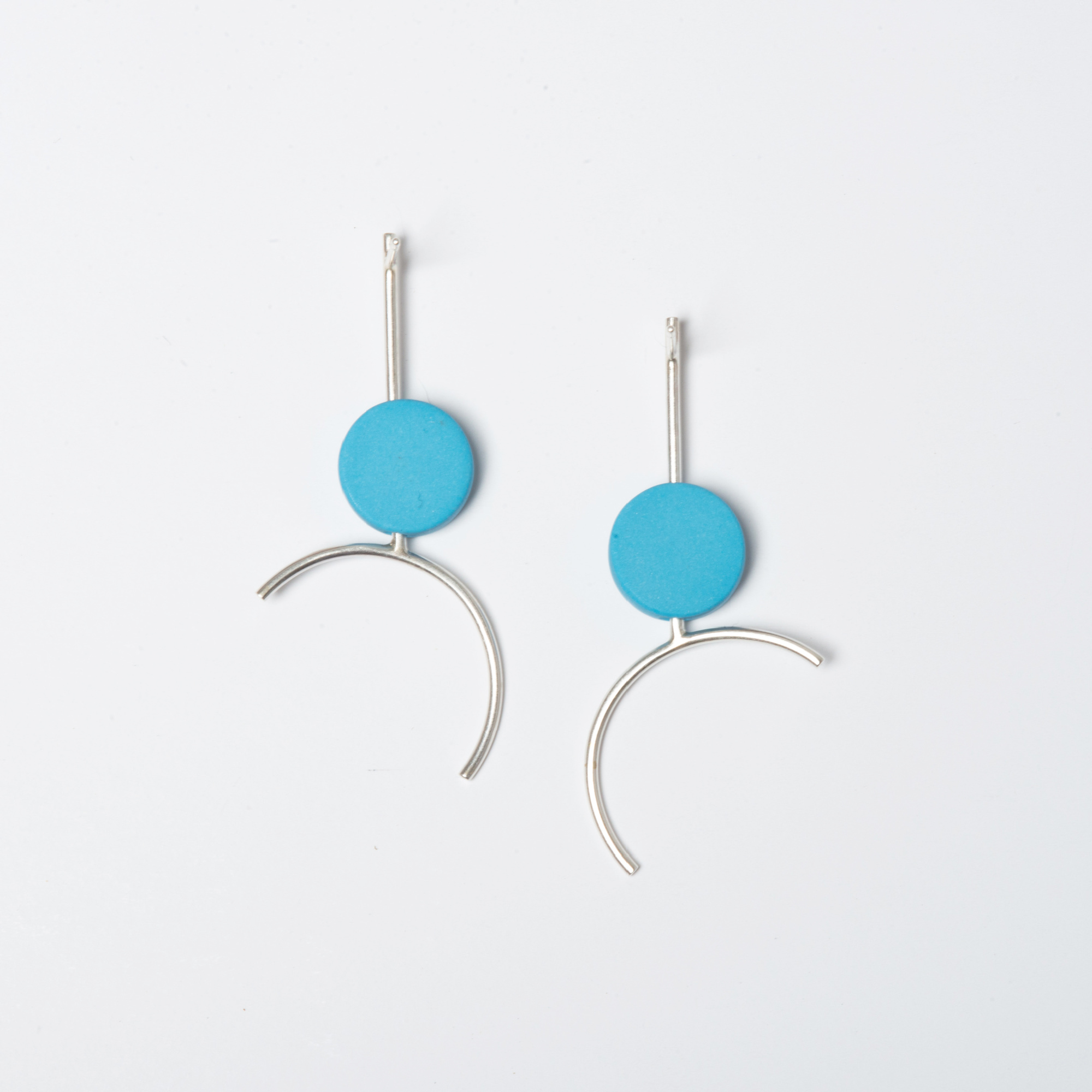 Orbit Earring by Beth Lamont