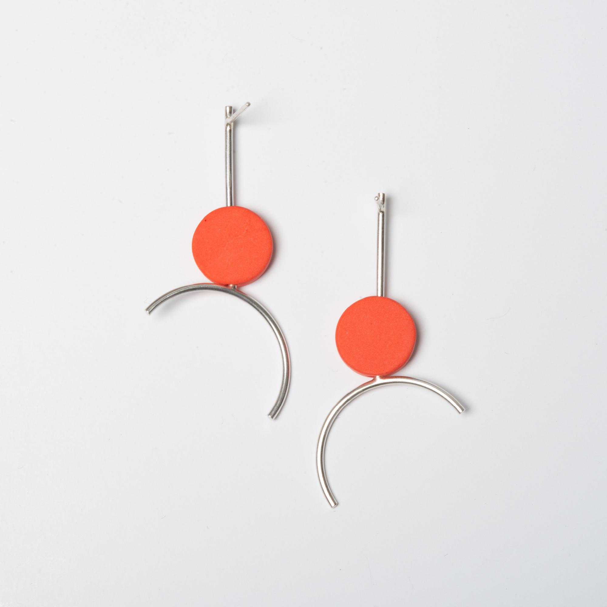 Orbit Earring by Beth Lamont