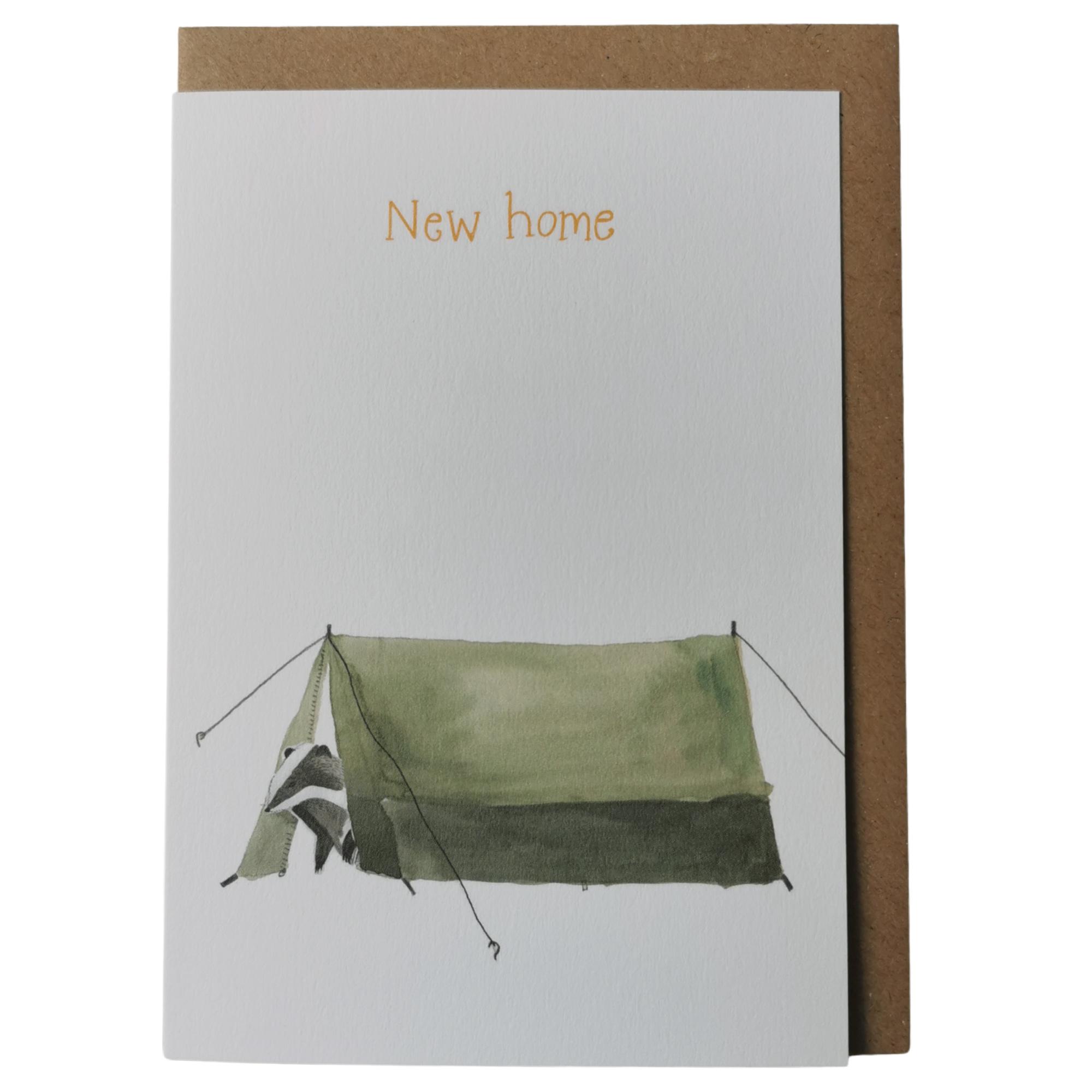 New Home Dear Prudence Card