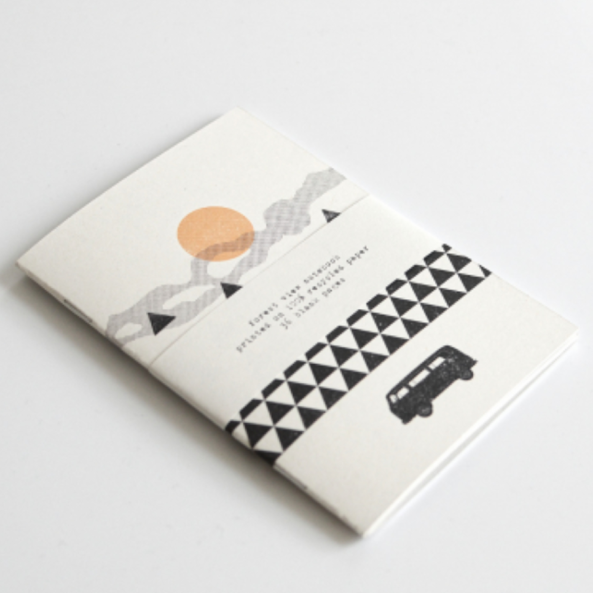 Forest View Notebook