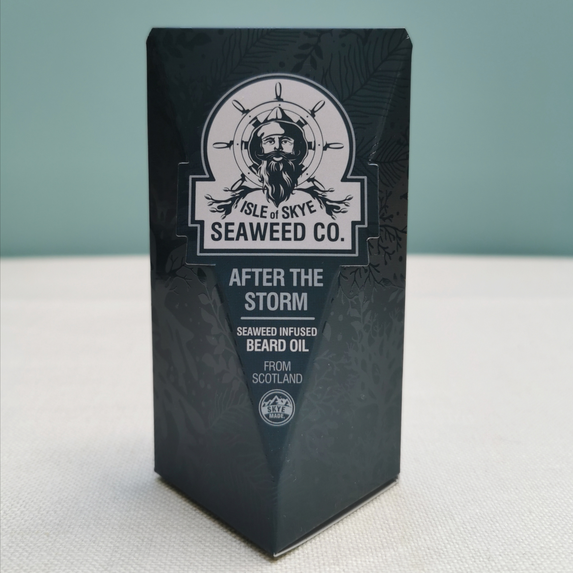 After the Storm Wild Seaweed Infused Beard Oil