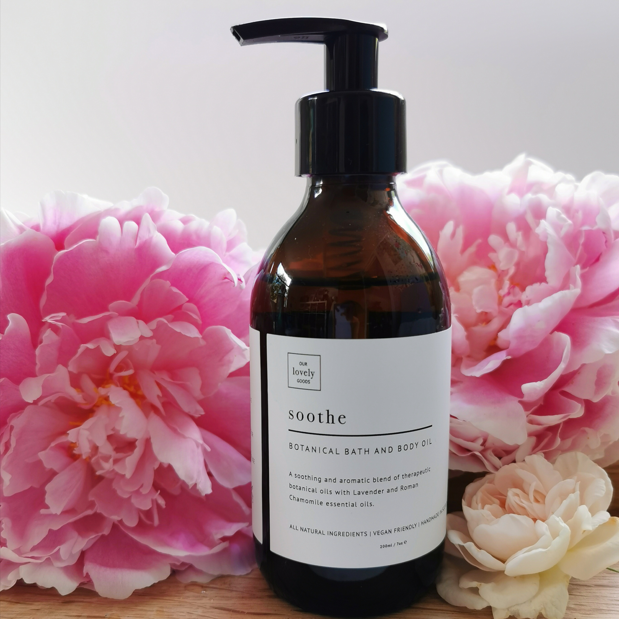 Our Lovely Goods Botanical Bath and Body Oil